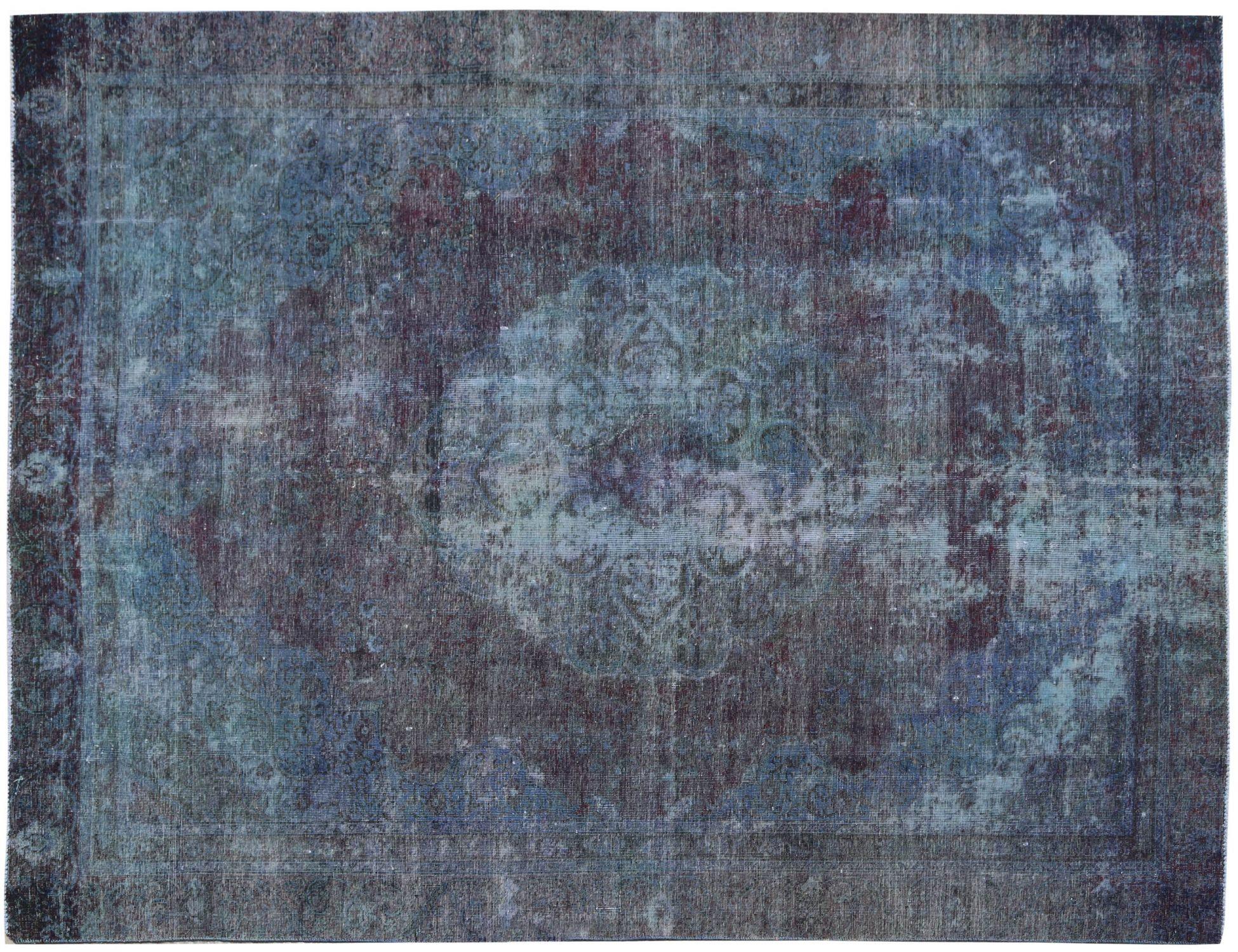 Tappeto Vintage  blu <br/>350 x 237 cm