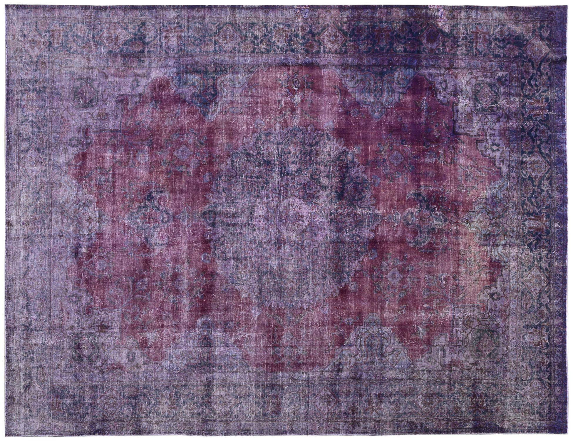 Tappeto Vintage  viola <br/>511 x 379 cm