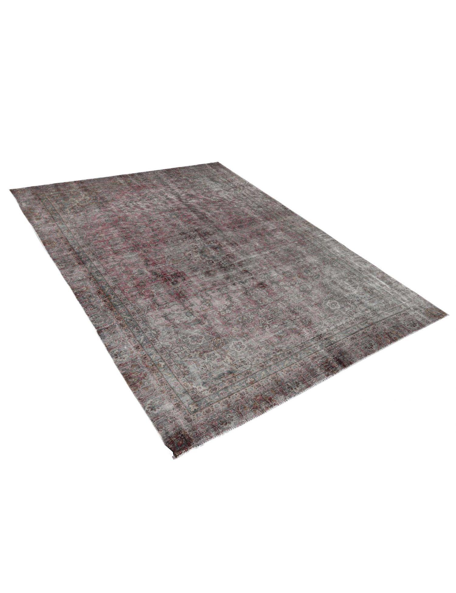 Tappeto Vintage  grigio <br/>330 x 232 cm
