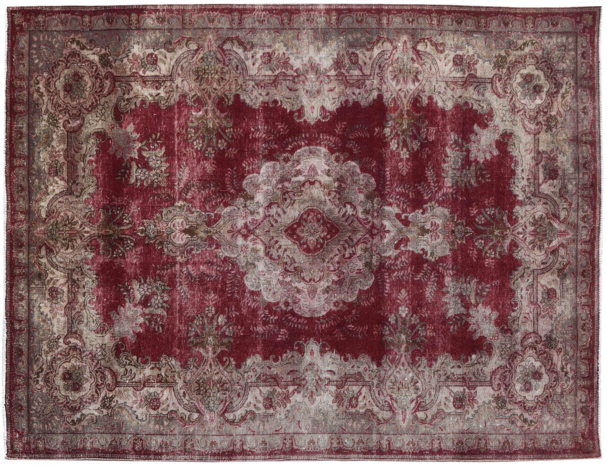 Tappeto Vintage  rosso <br/>315 x 223 cm