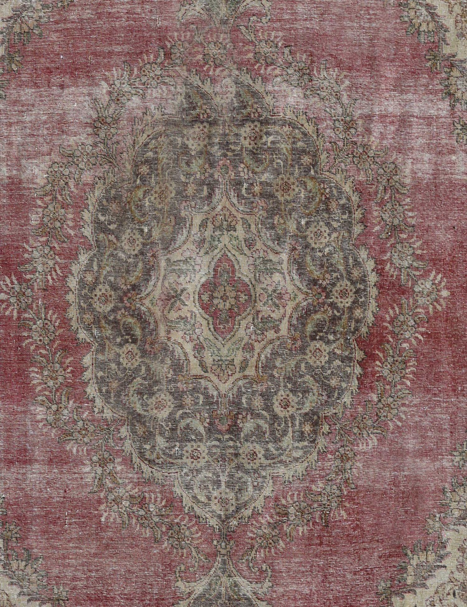 Retro Teppich  beige <br/>359 x 257 cm