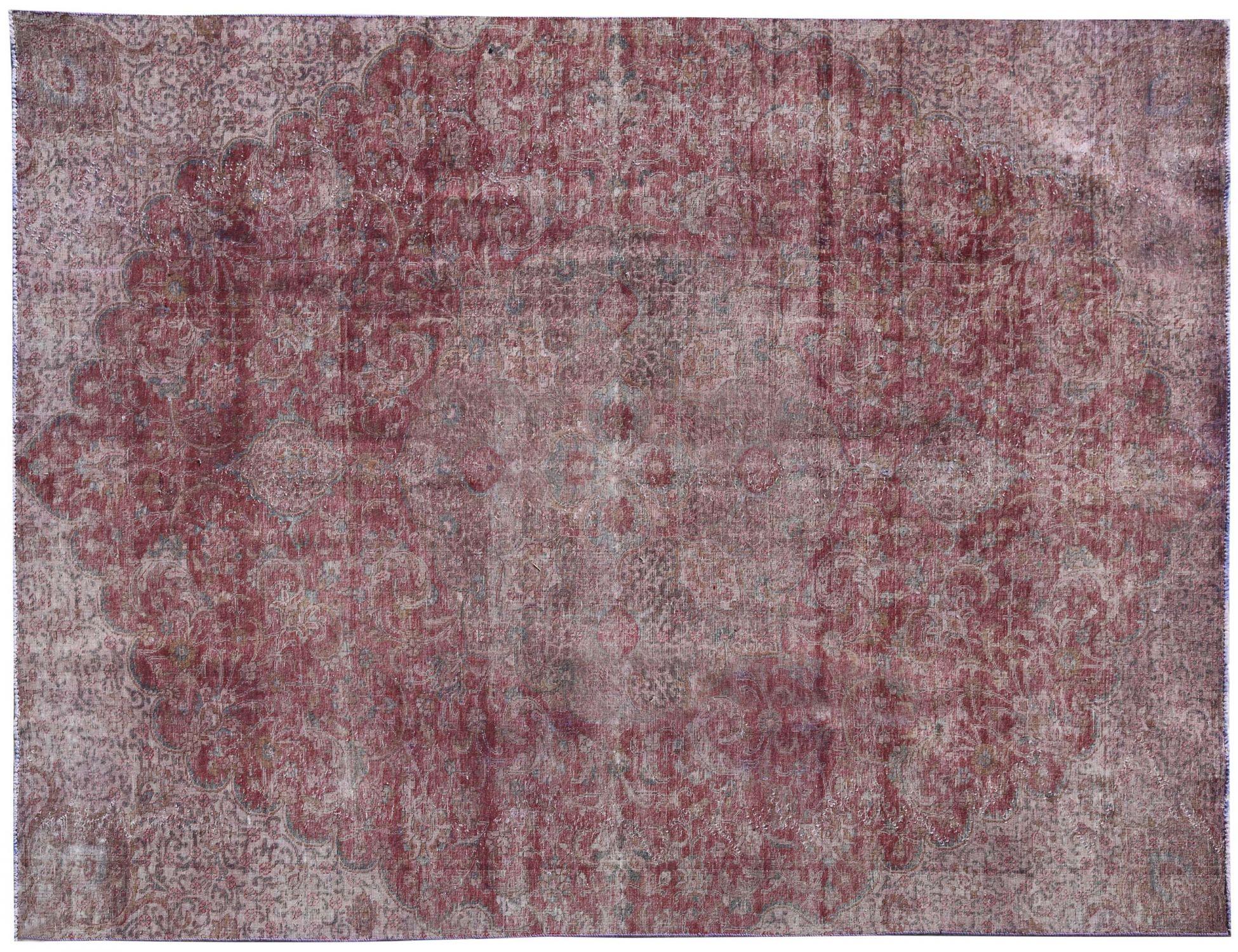 Vintage Teppich  lila <br/>350 x 238 cm