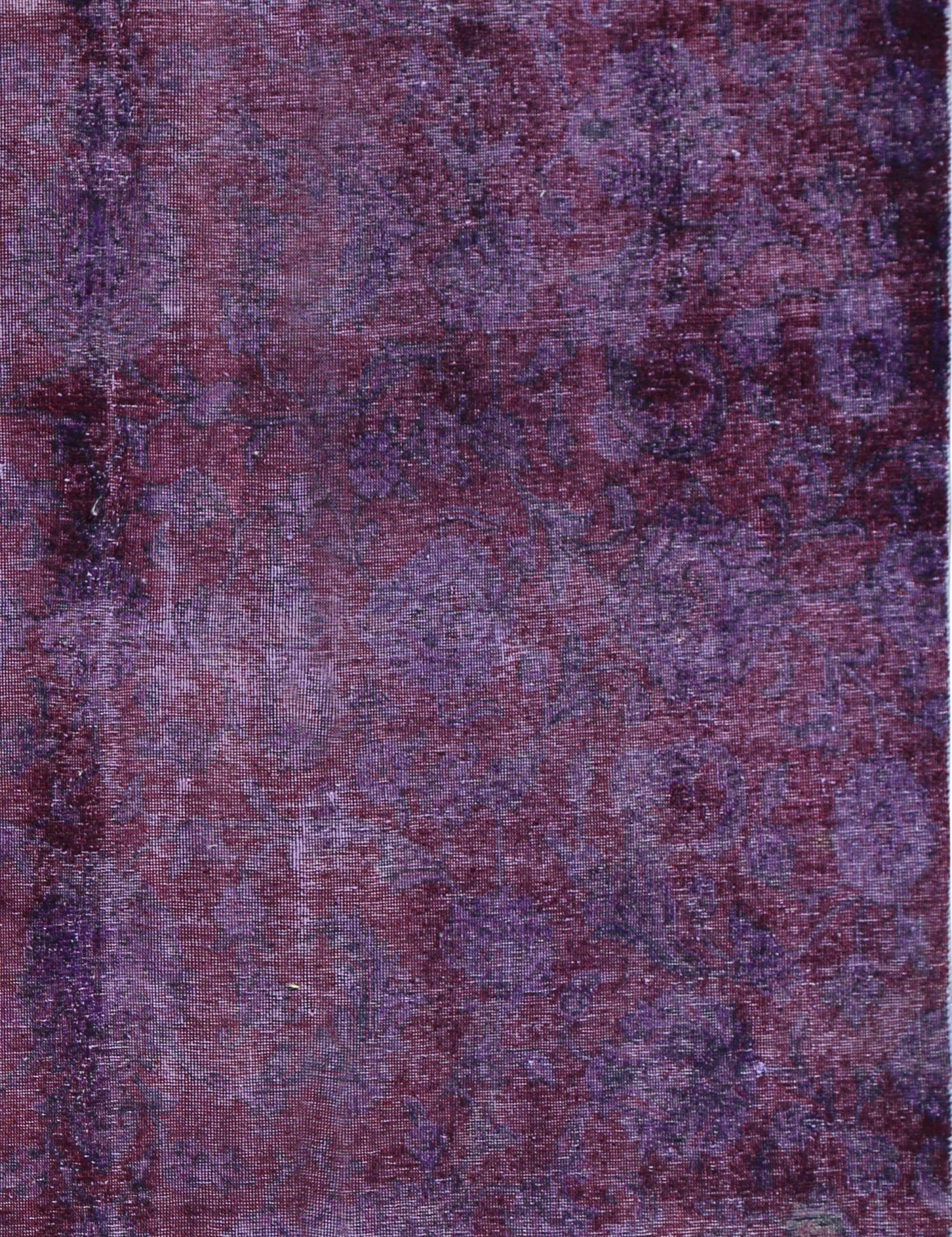 Tappeto Vintage  viola <br/>260 x 154 cm