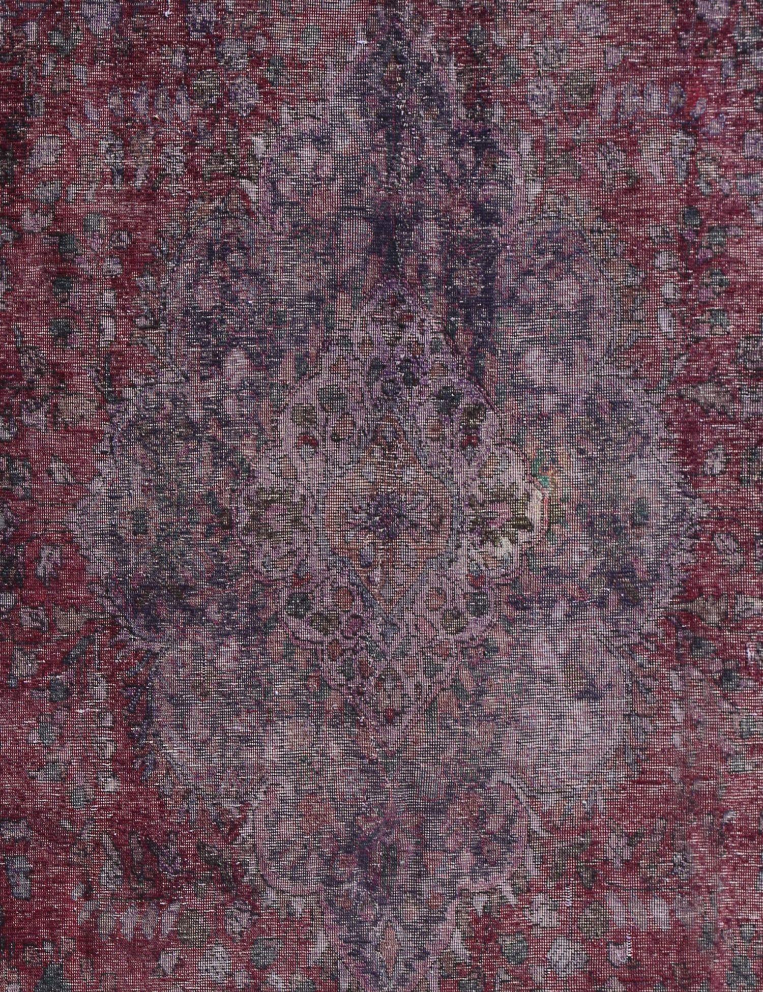Tappeto Vintage  viola <br/>294 x 224 cm