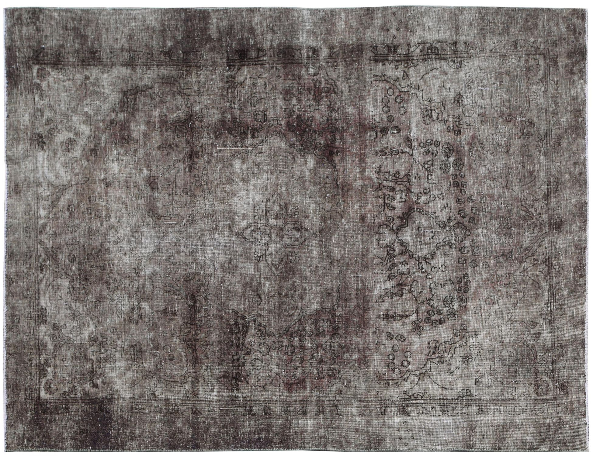 Tappeto Vintage  grigo <br/>275 x 170 cm