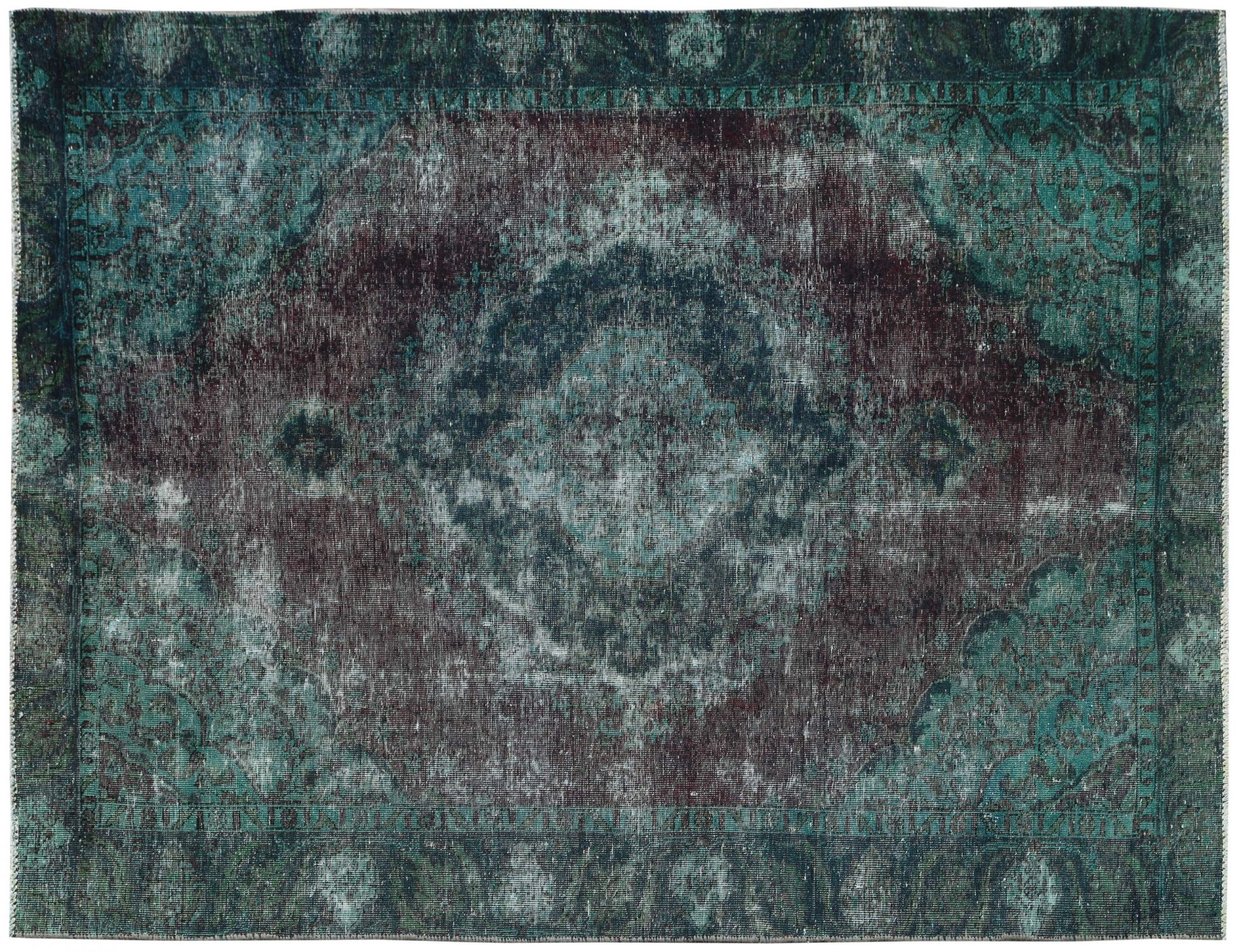 Tappeto Vintage  marrone <br/>273 x 182 cm