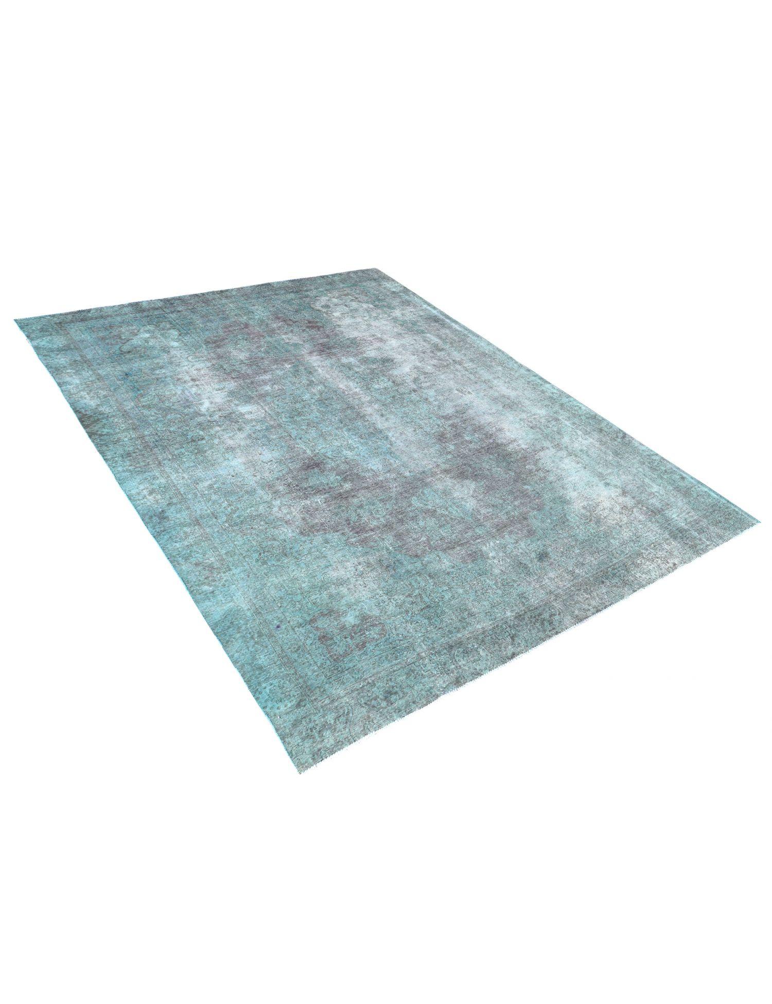 Tappeto Vintage  blu <br/>366 x 248 cm