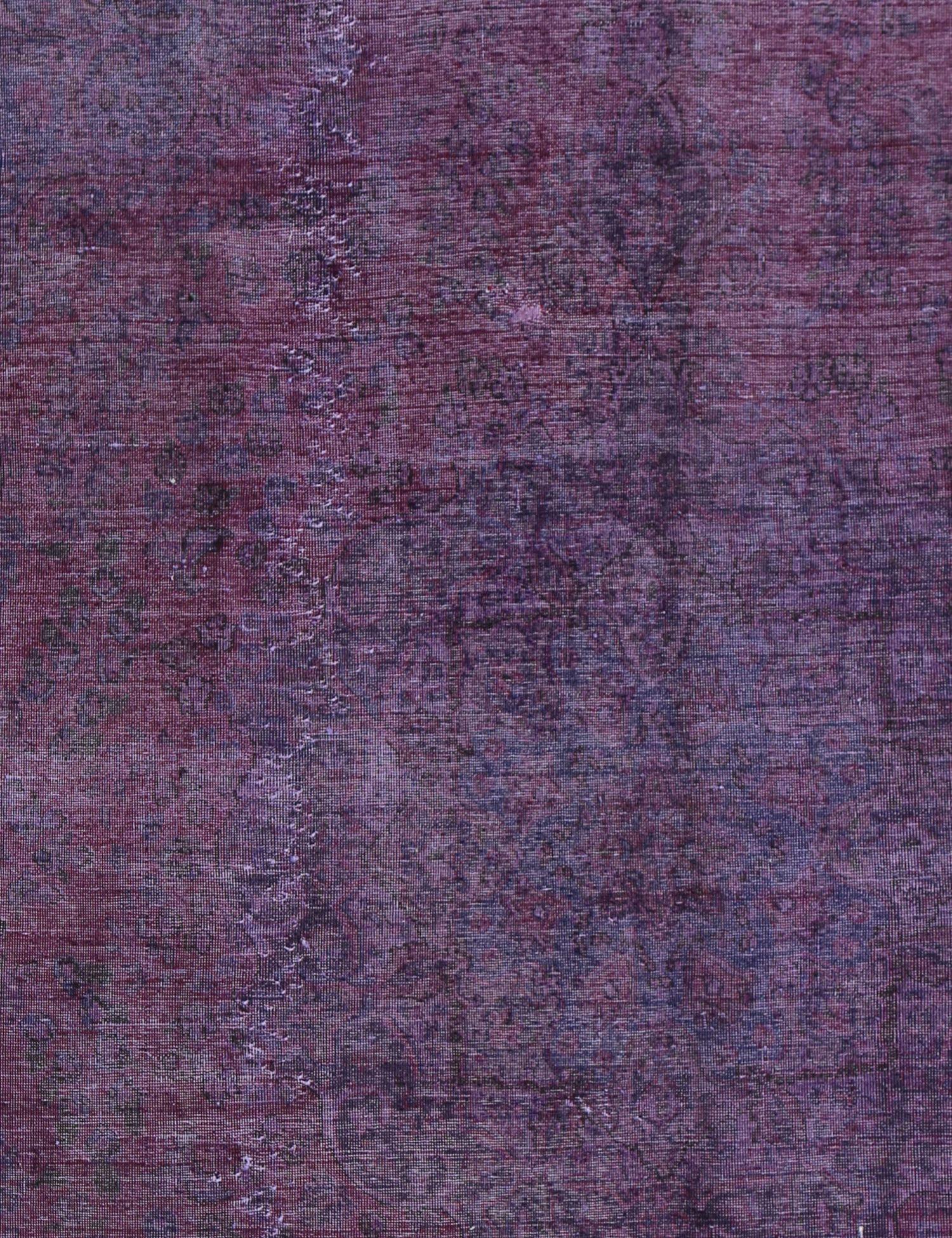 Tappeto Vintage  viola <br/>256 x 176 cm