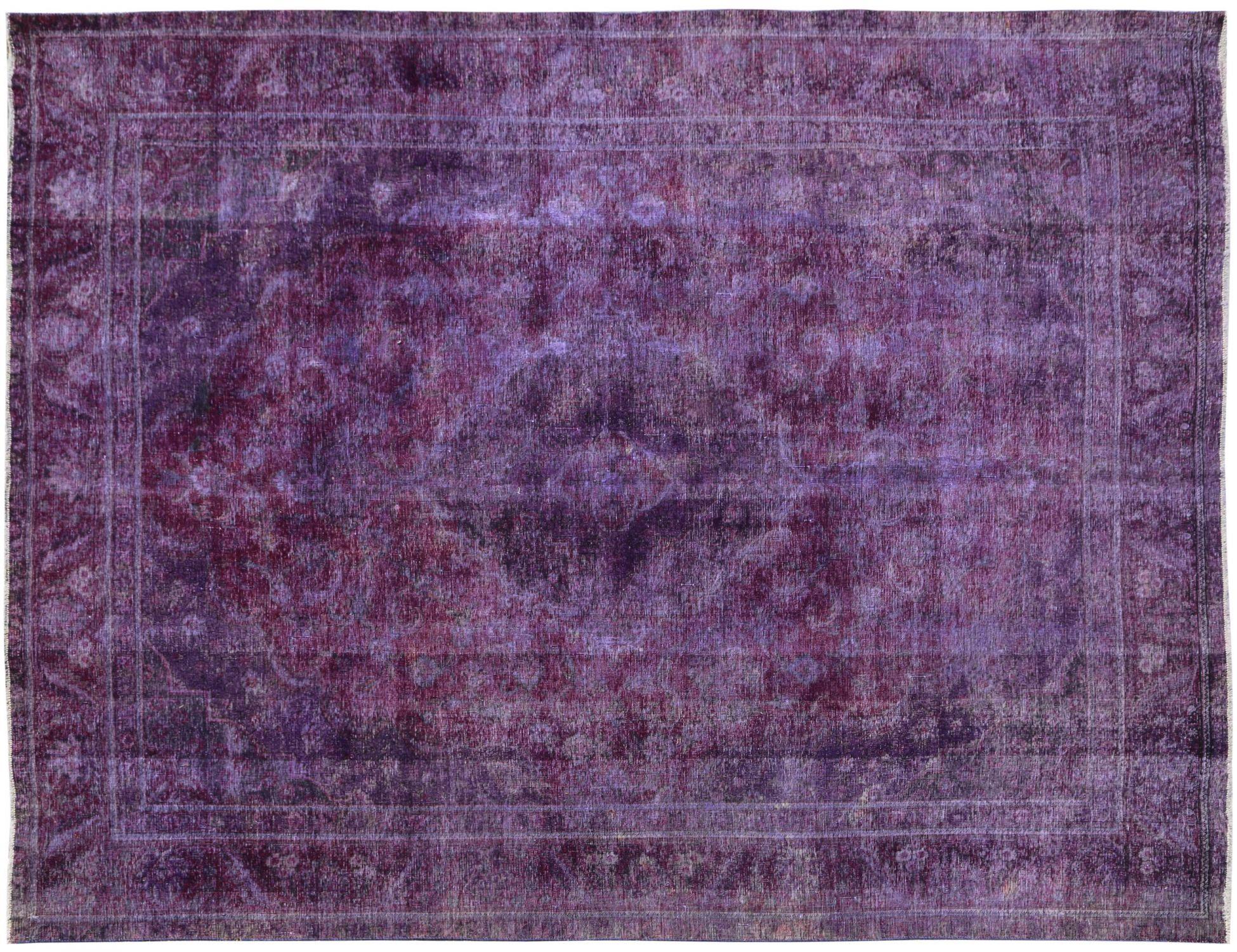 Vintage Matta  lila <br/>375 x 288 cm