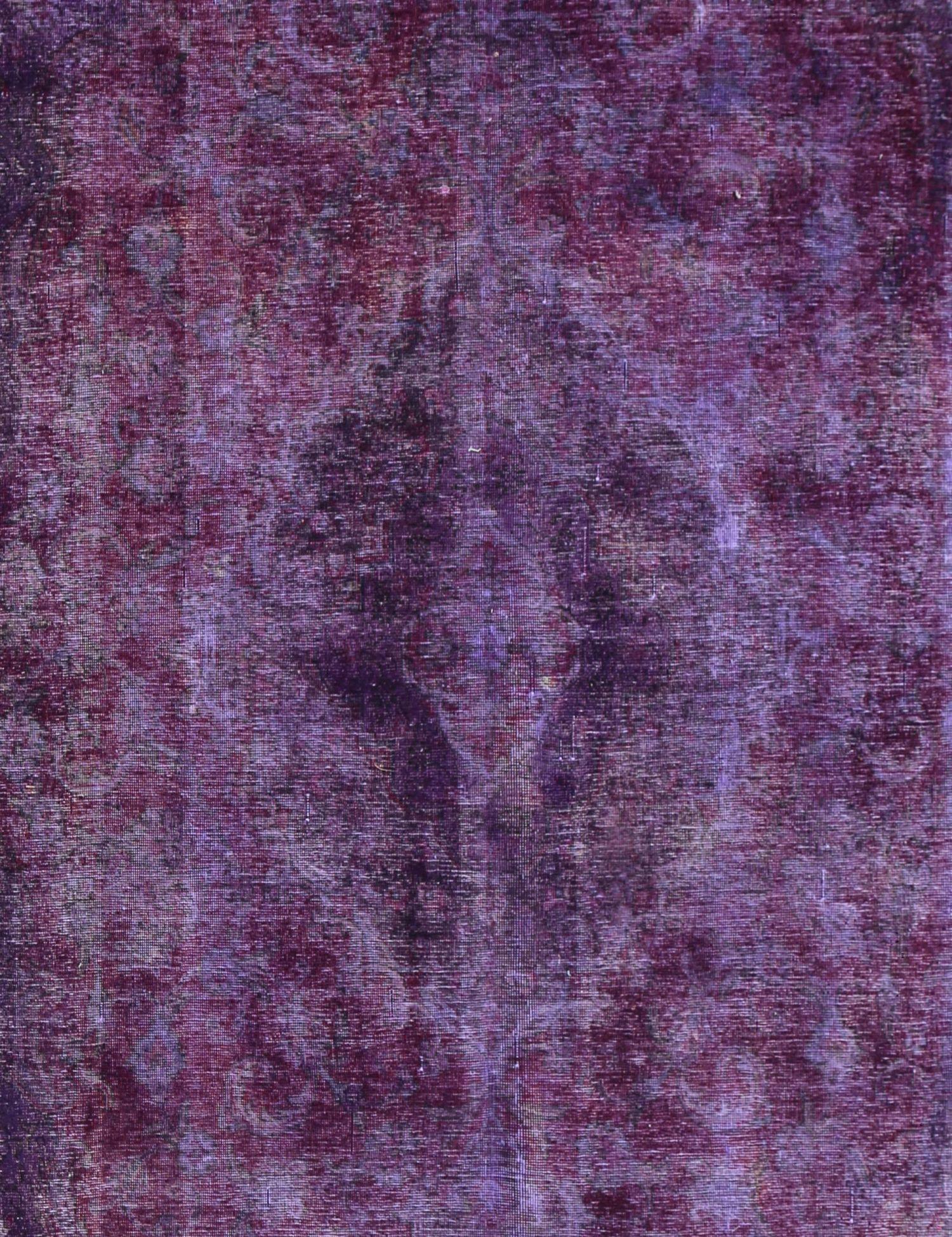 Tappeto Vintage  viola <br/>375 x 288 cm
