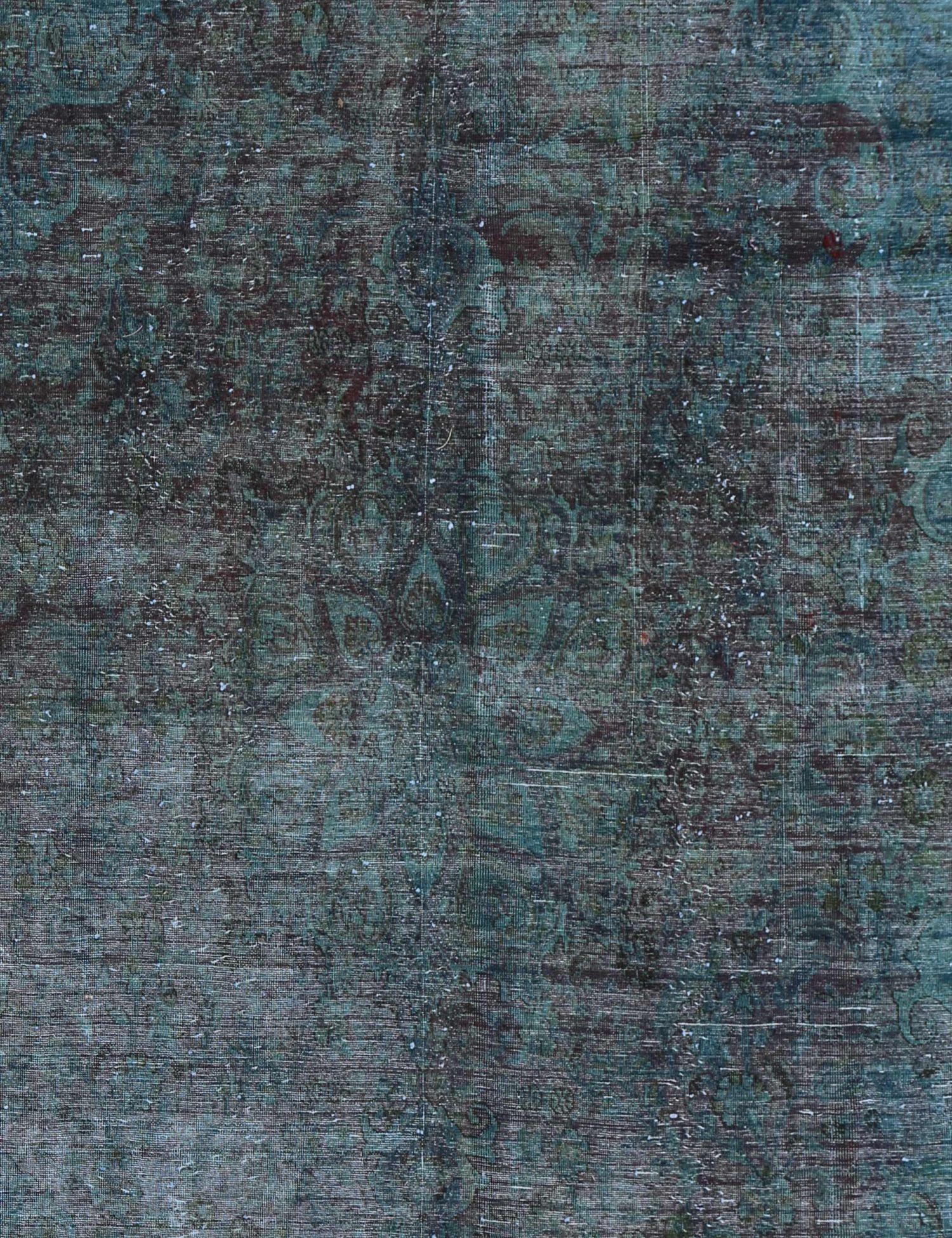 Tappeto Vintage  verde <br/>384 x 280 cm