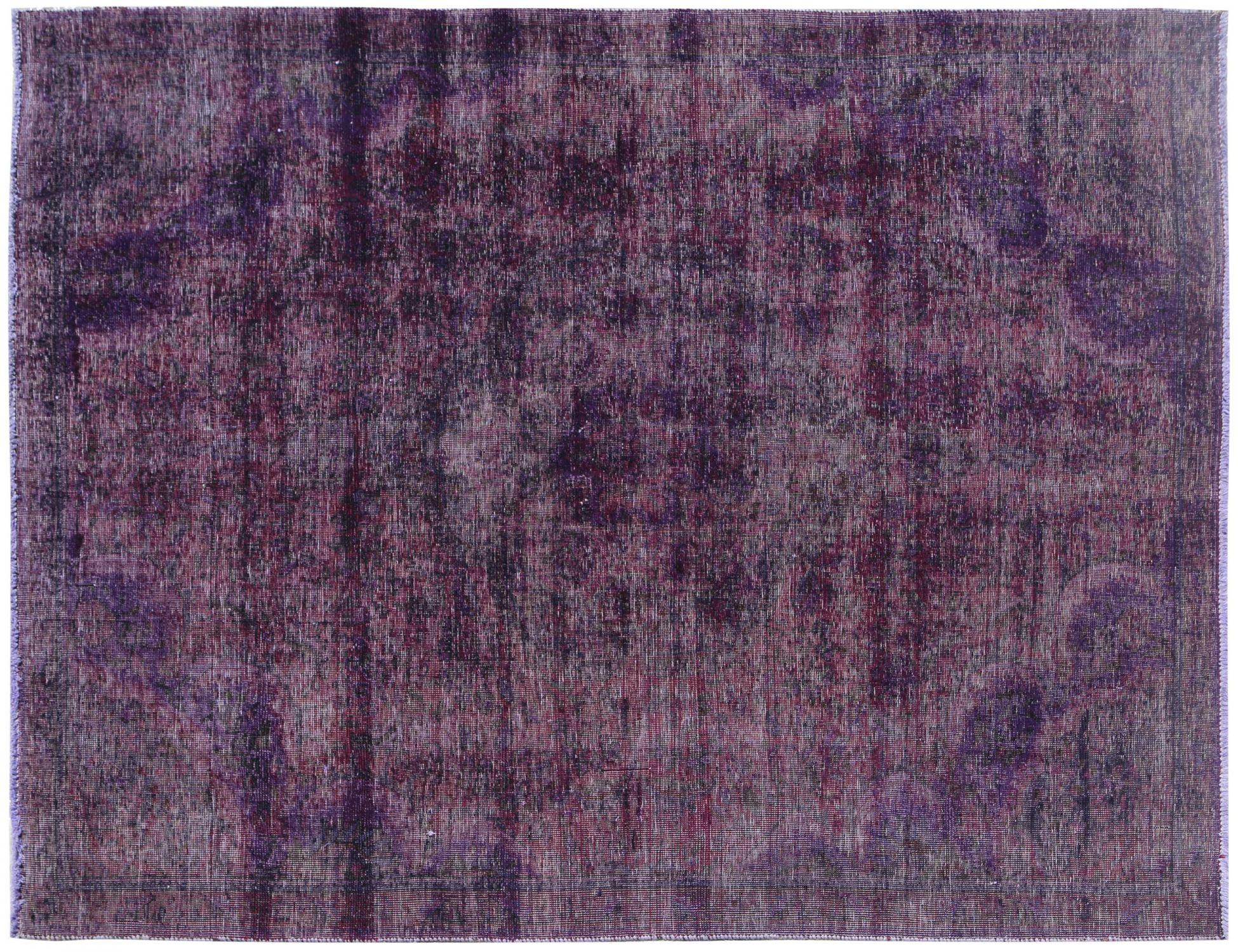 Tappeto Vintage  viola <br/>255 x 183 cm