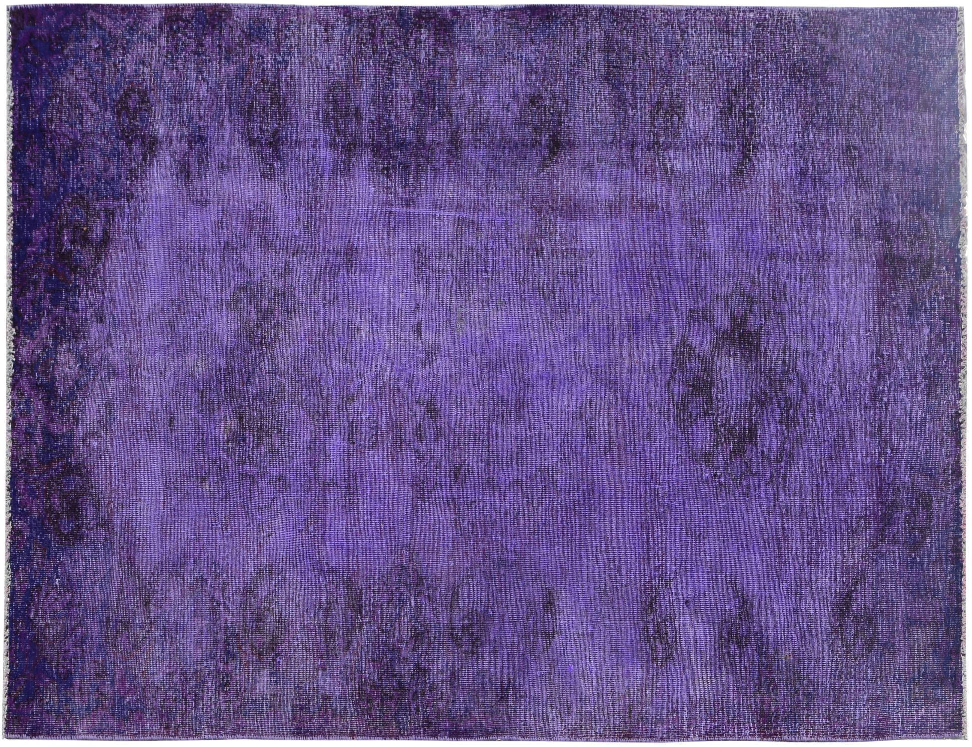 Tappeto Vintage  viola <br/>298 x 153 cm