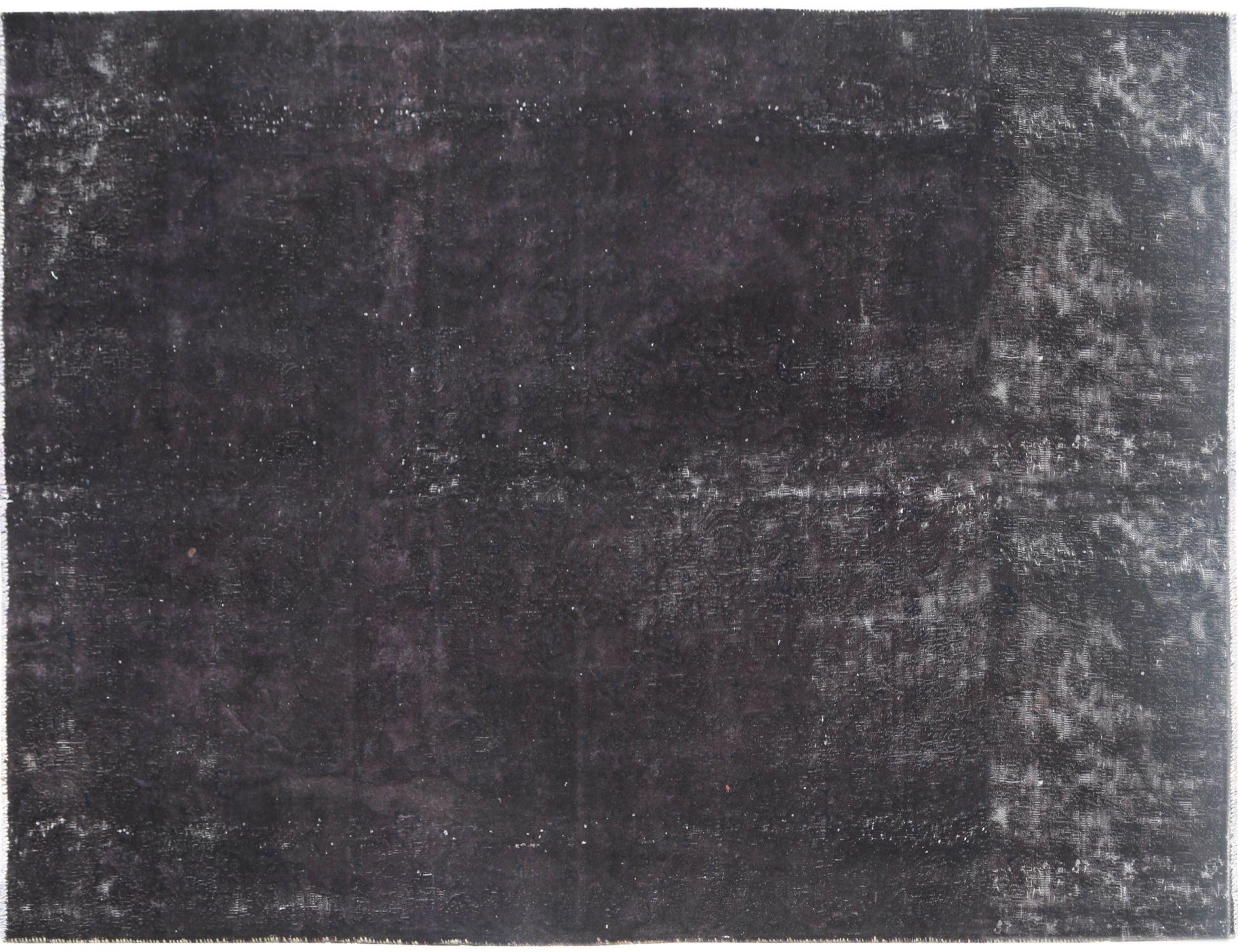 Tappeto Vintage  nero <br/>284 x 198 cm
