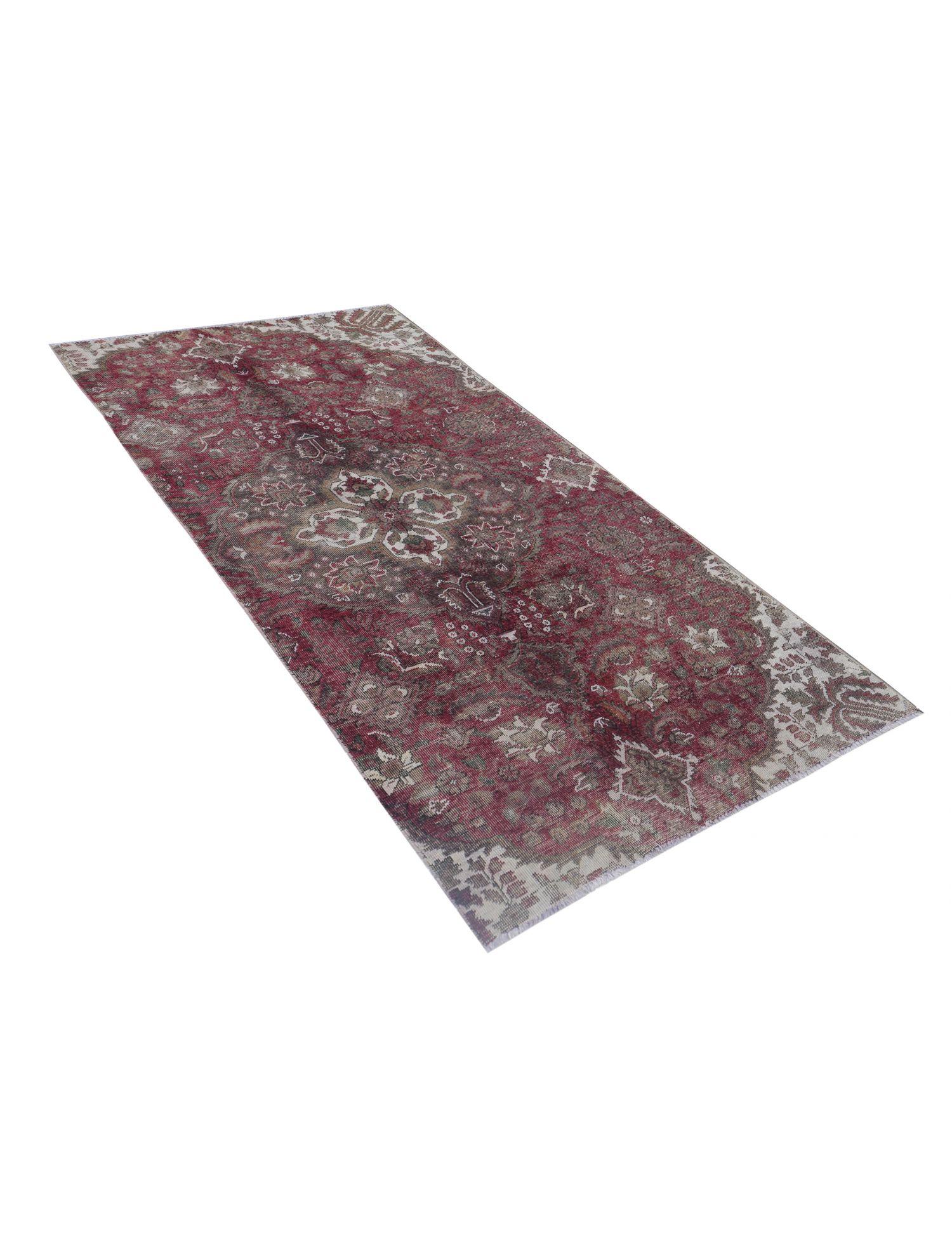 Stonewash  rosso <br/>255 x 208 cm