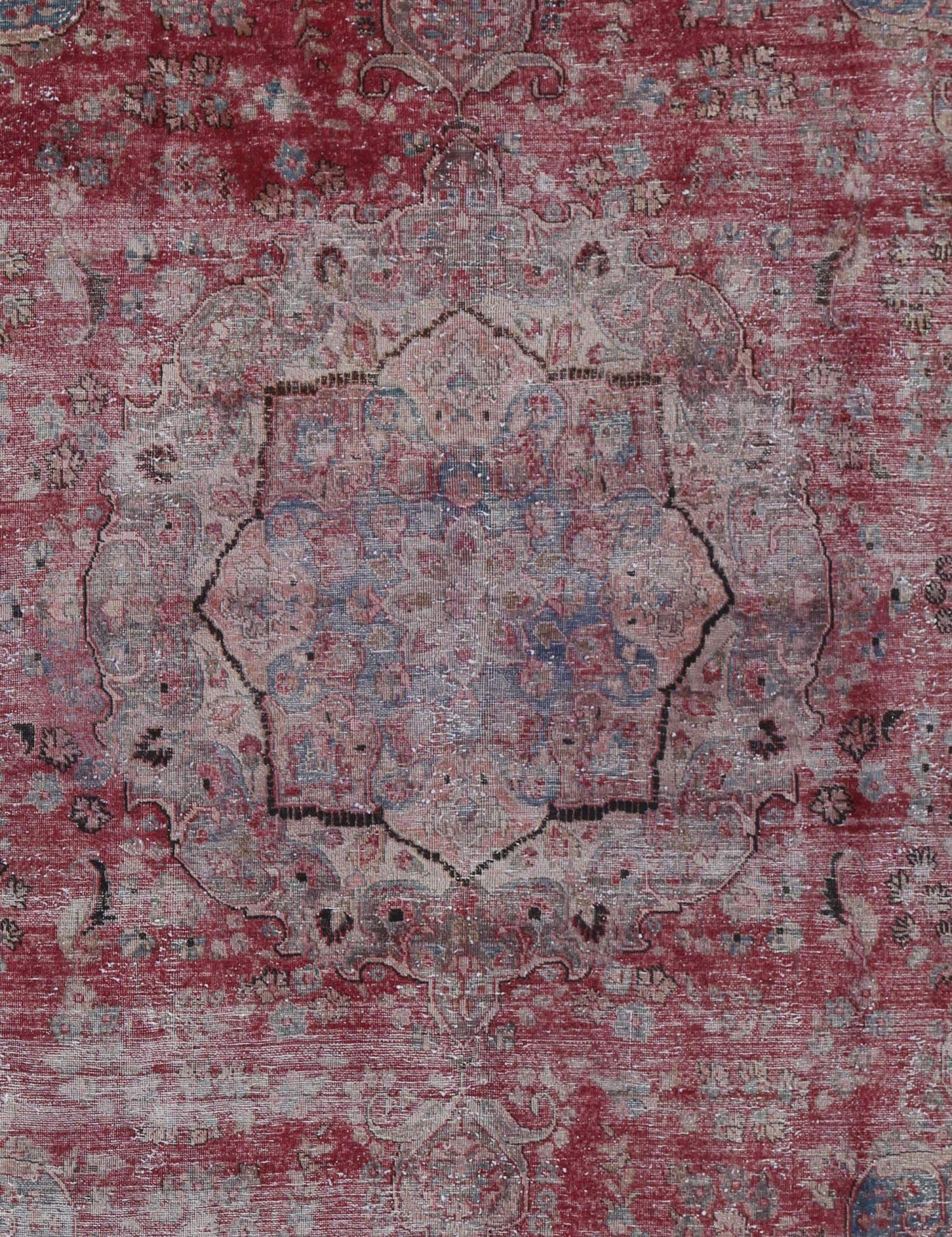 Stonewash  rot <br/>323 x 246 cm