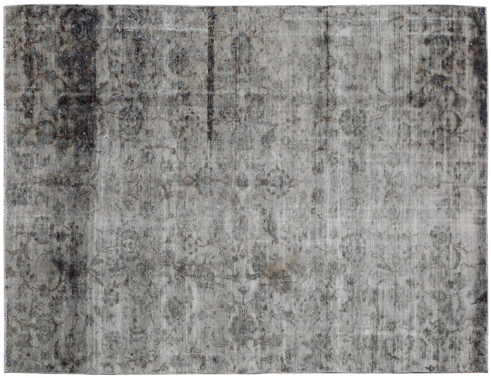 Tappeto Vintage  grigio <br/>278 x 188 cm