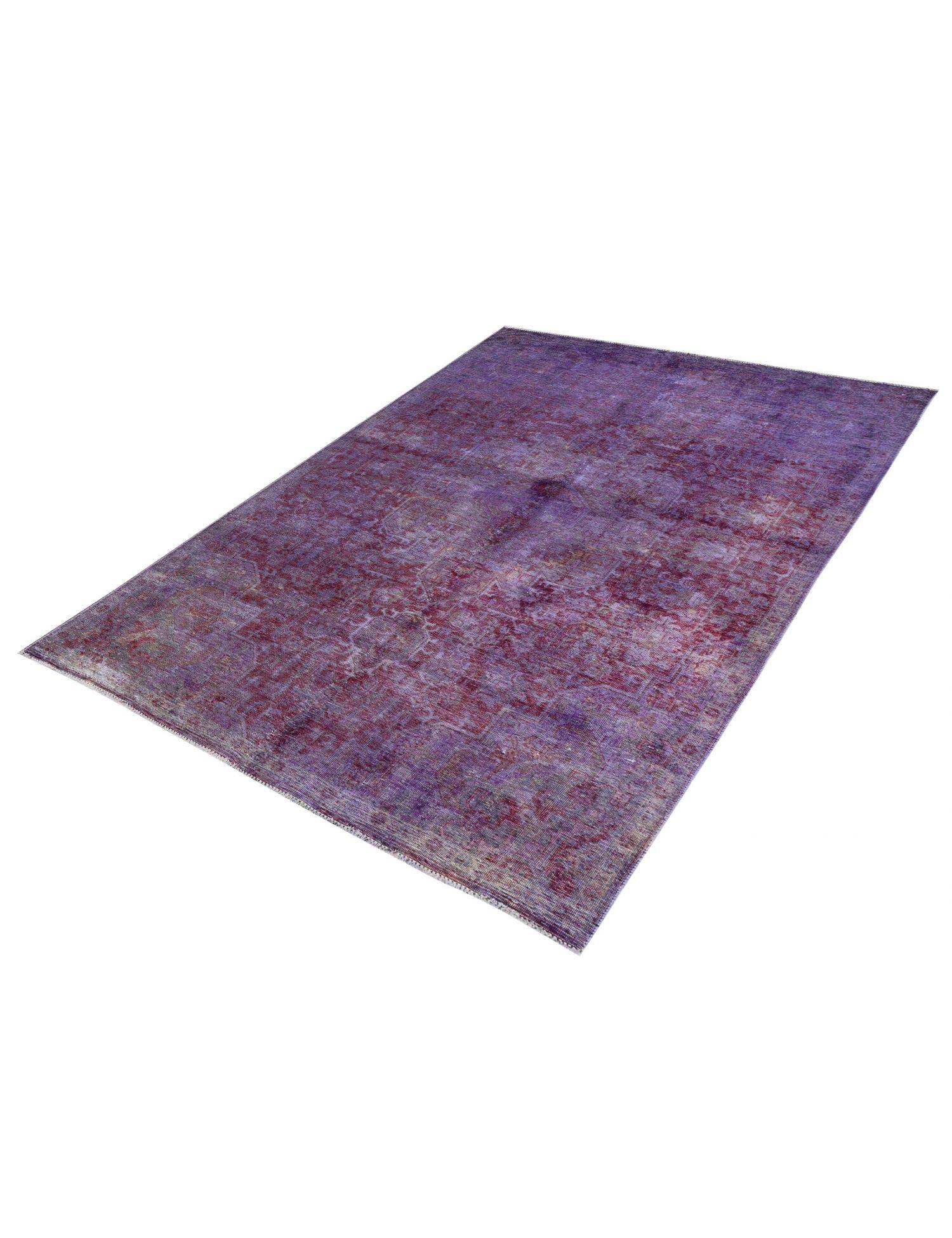 Vintage Teppich  lila <br/>324 x 234 cm