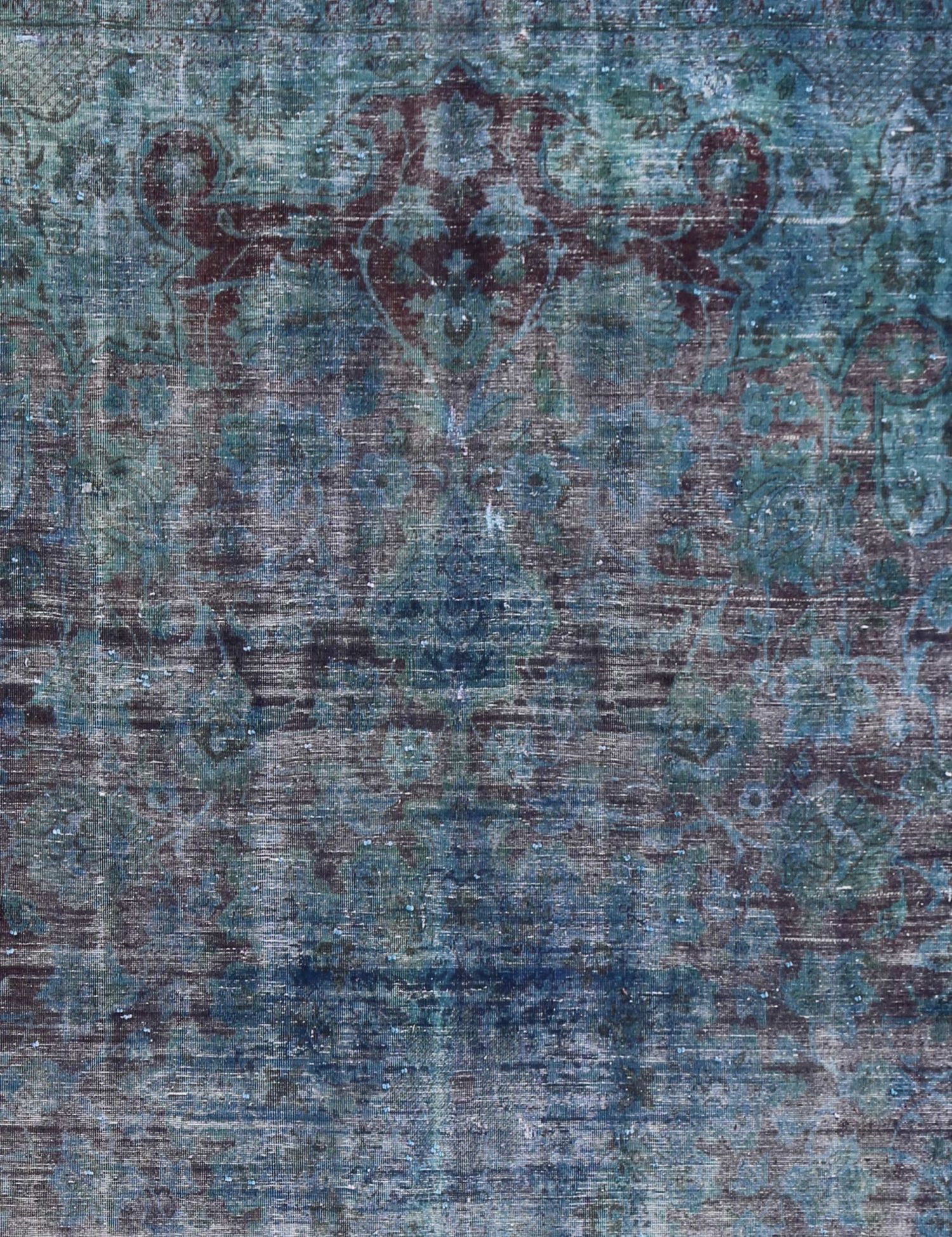Tappeto Vintage  blu <br/>383 x 275 cm