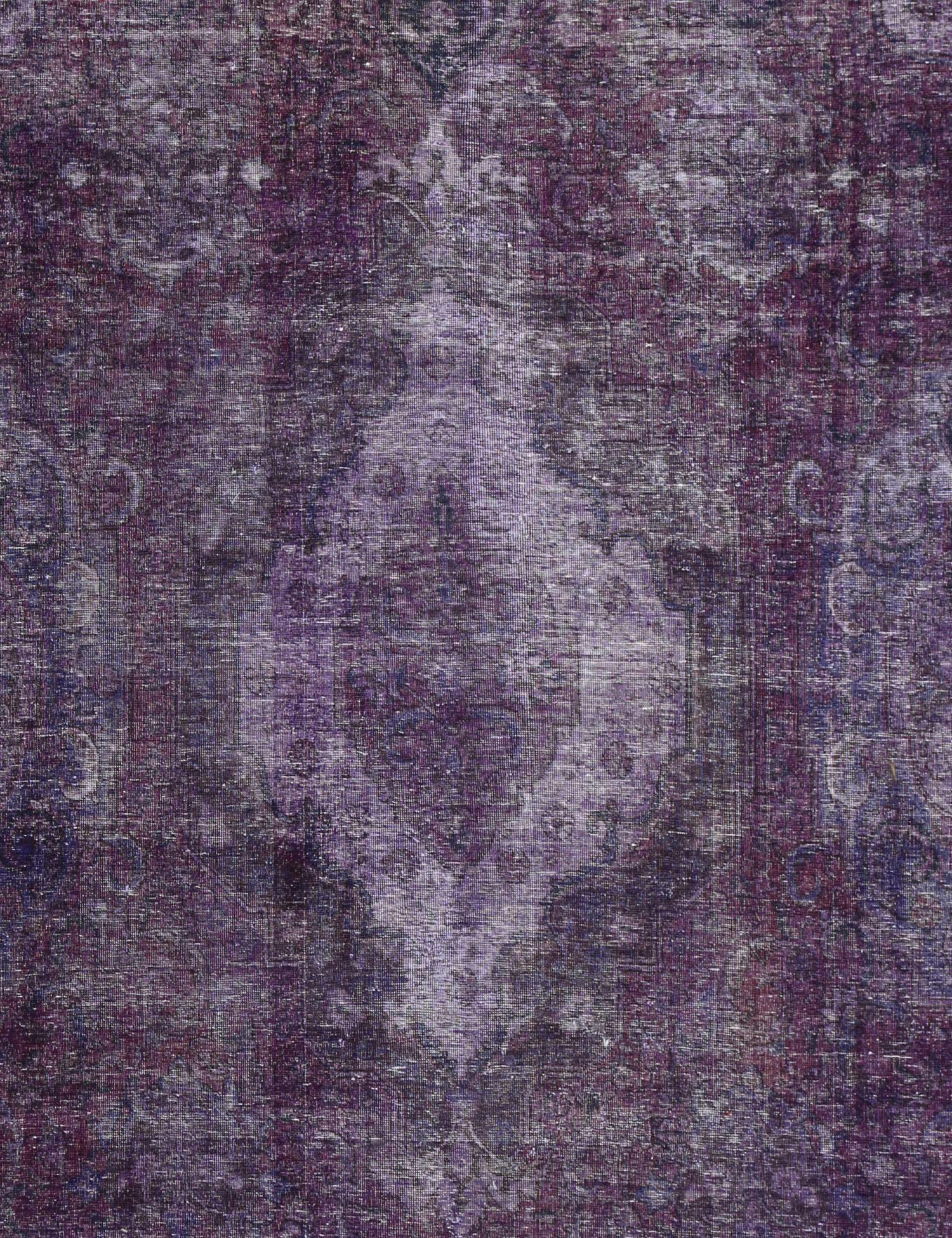 Tappeto Vintage  viola <br/>334 x 269 cm
