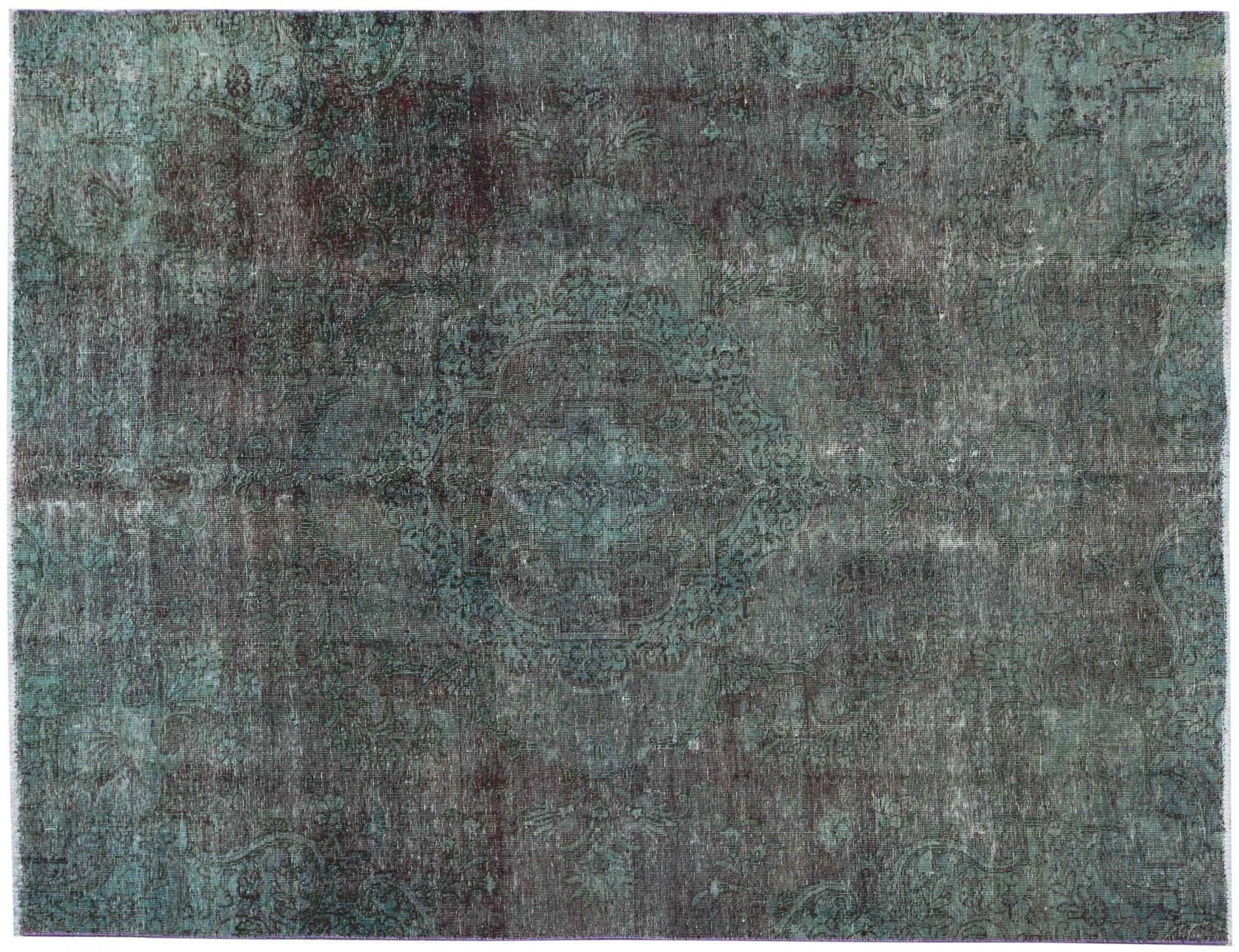 Tappeto Vintage  verde <br/>275 x 199 cm