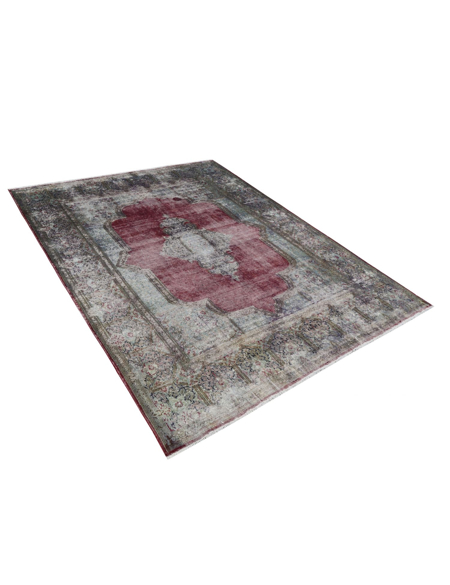 Retro  rosso <br/>343 x 269 cm
