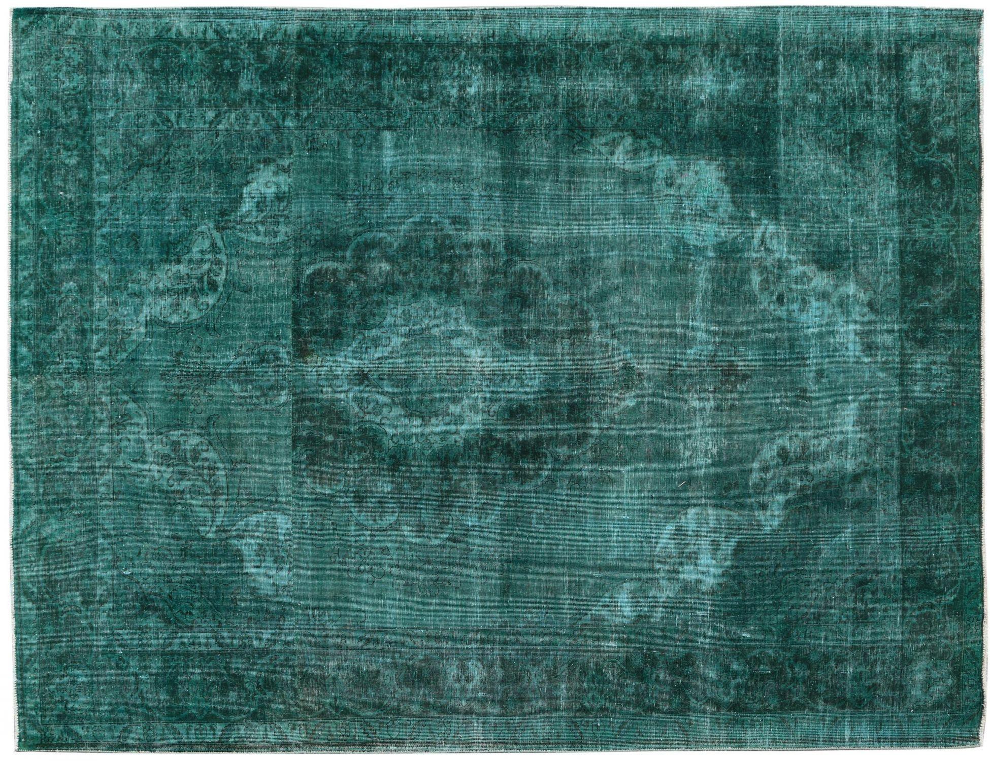 Tappeto Vintage  verde <br/>346 x 292 cm