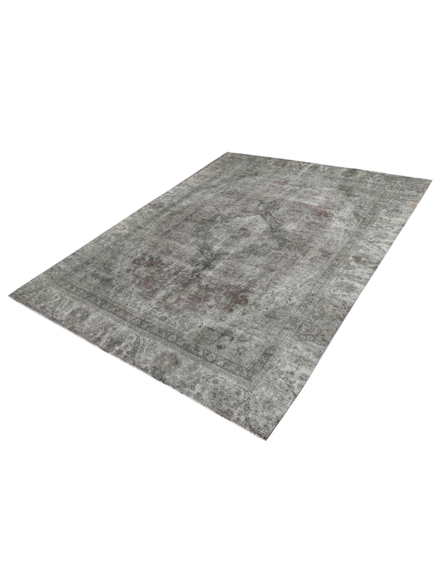 Tappeto Vintage  grigio <br/>368 x 267 cm