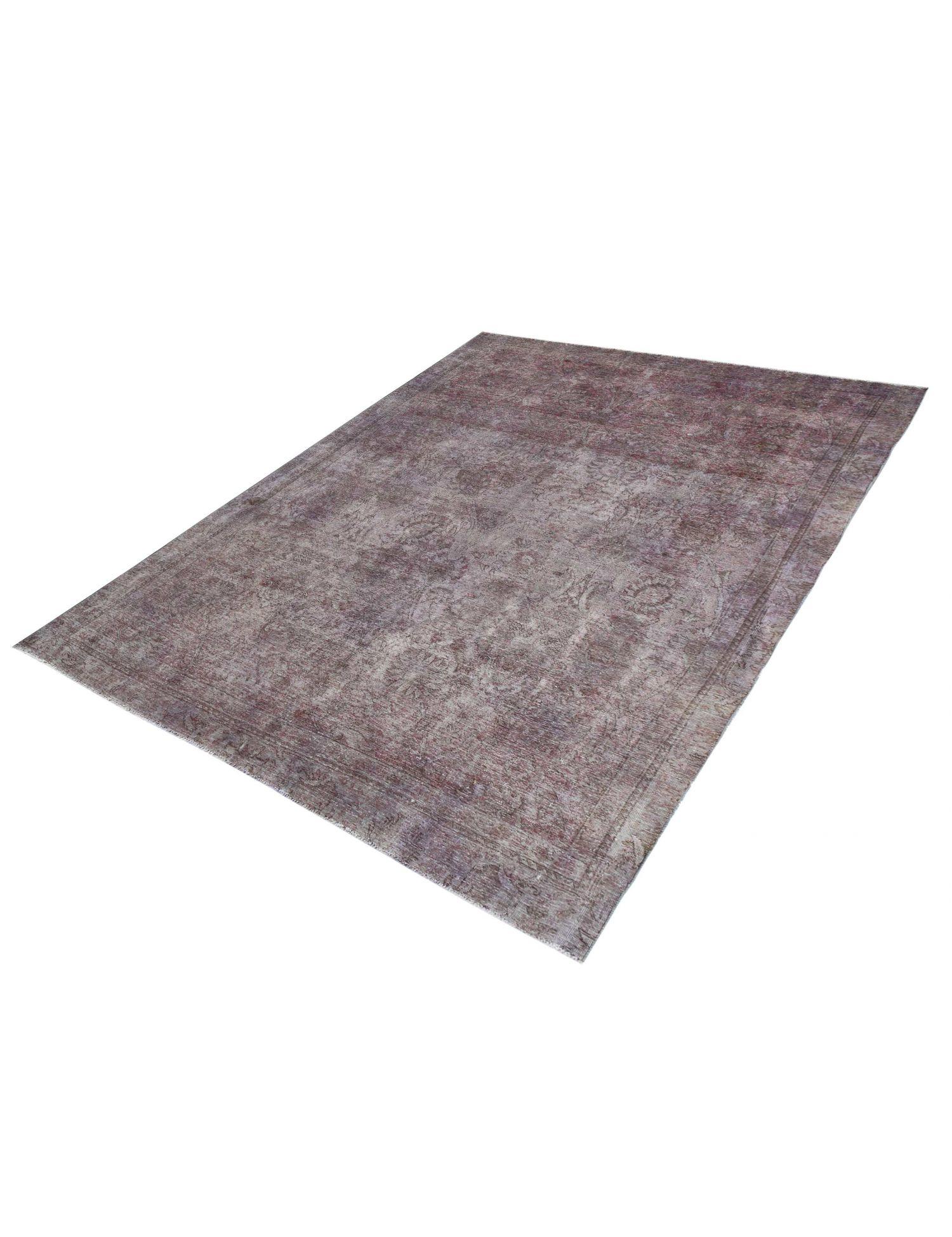 Tappeto Vintage  grigio <br/>340 x 244 cm