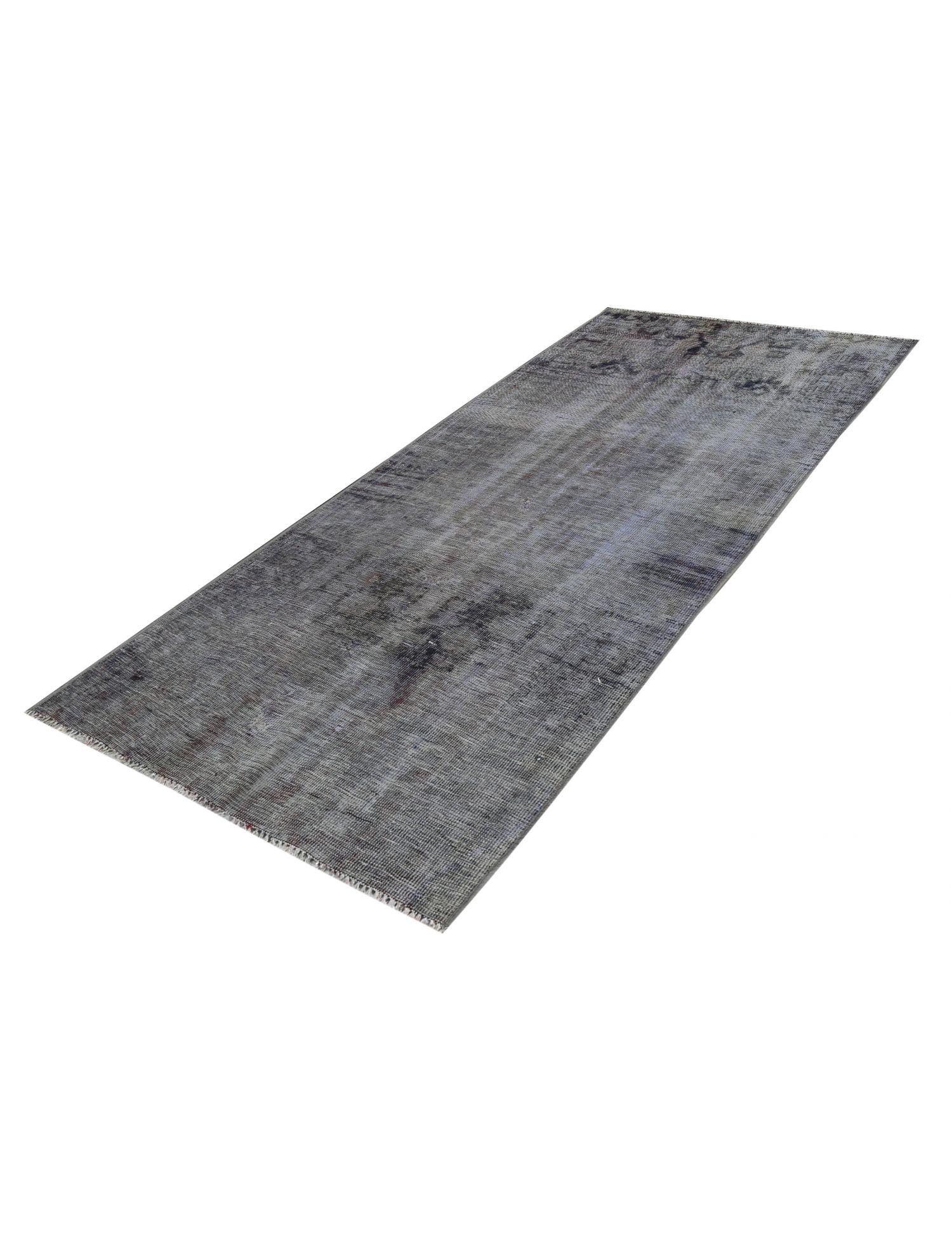 Tappeto Vintage  grigio <br/>196 x 111 cm