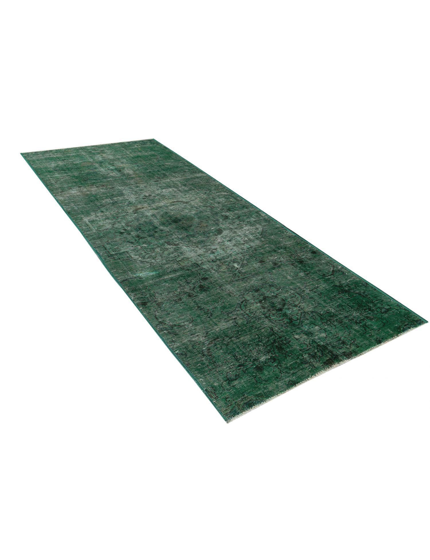 Tappeto Vintage  verde <br/>283 x 91 cm