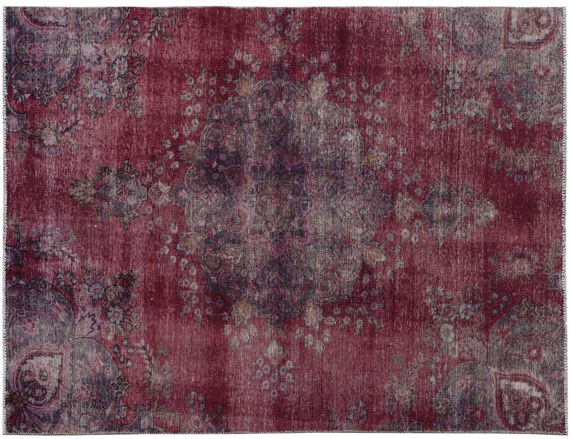 Vintage Teppich  lila <br/>278 x 178 cm