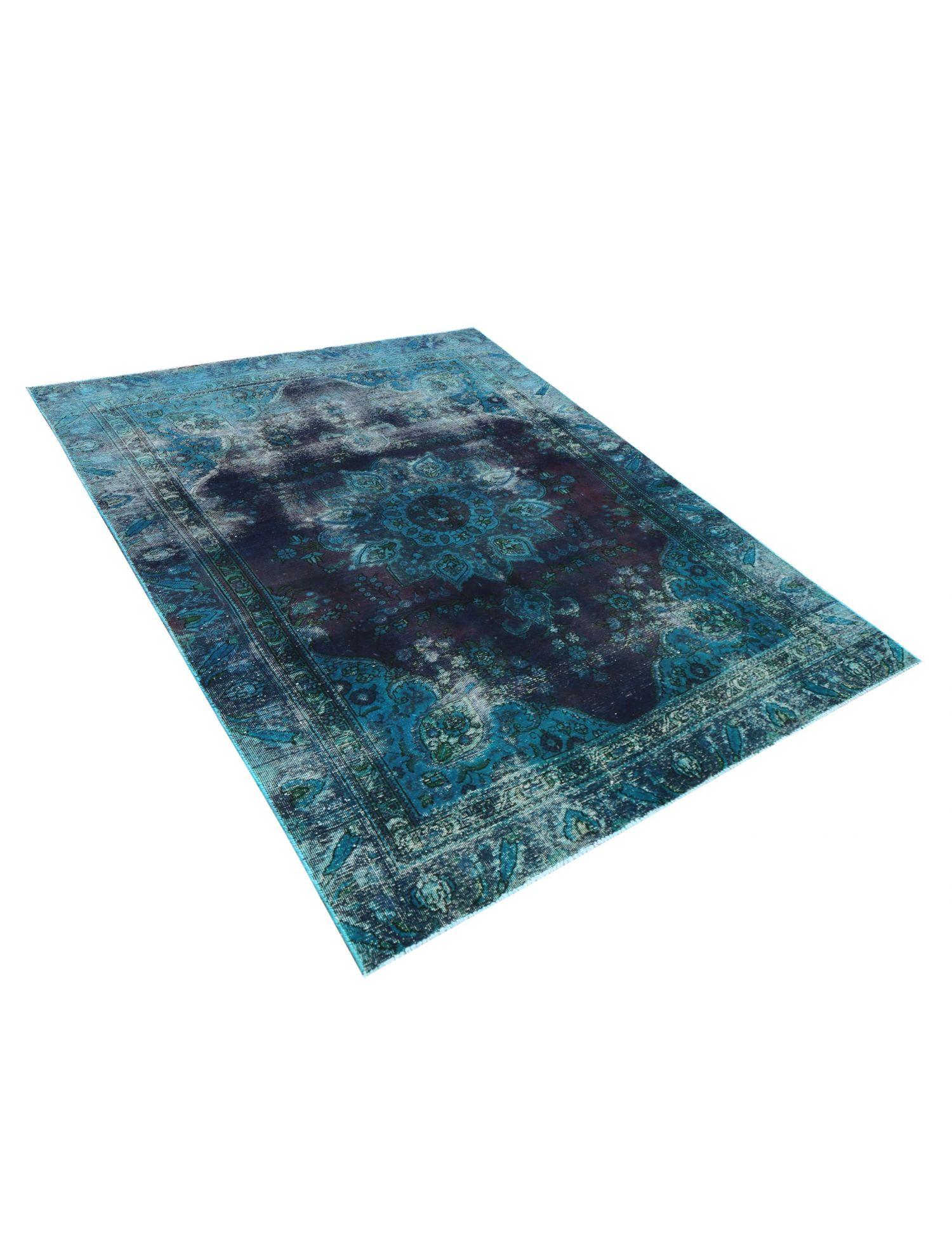 Vintage Tapis  bleu <br/>266 x 170 cm