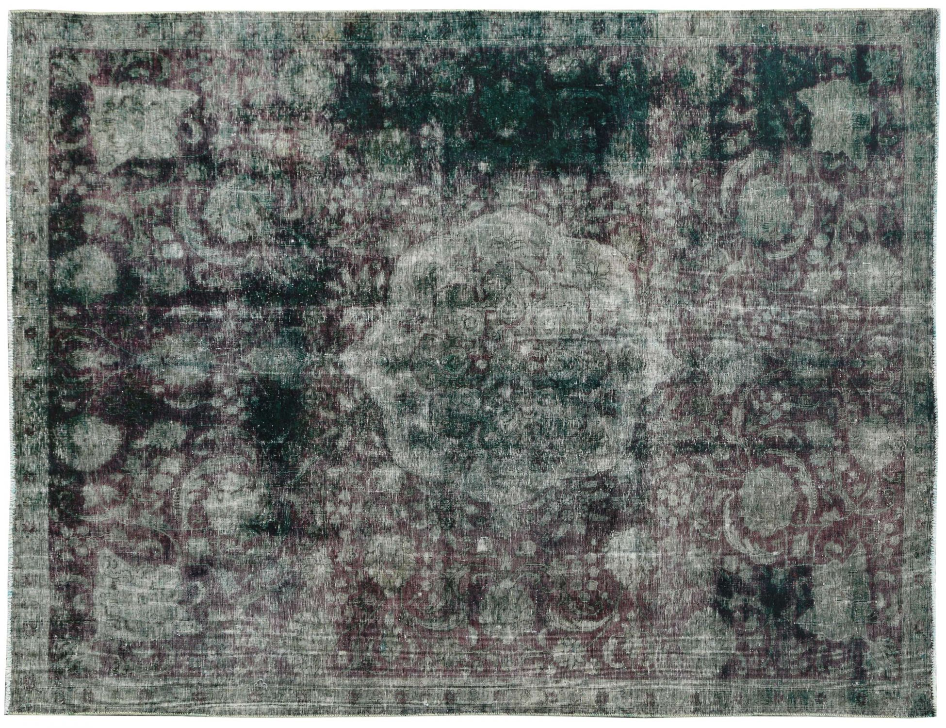 Vintage Carpet  vihreä <br/>296 x 223 cm