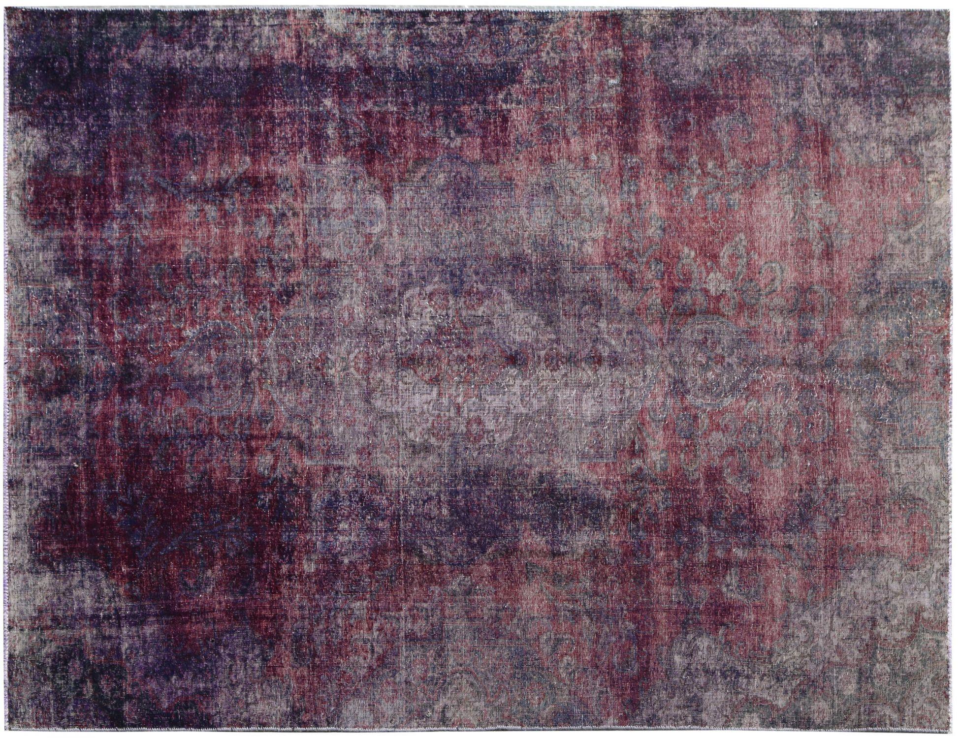 Vintage Tapis  violet <br/>303 x 193 cm