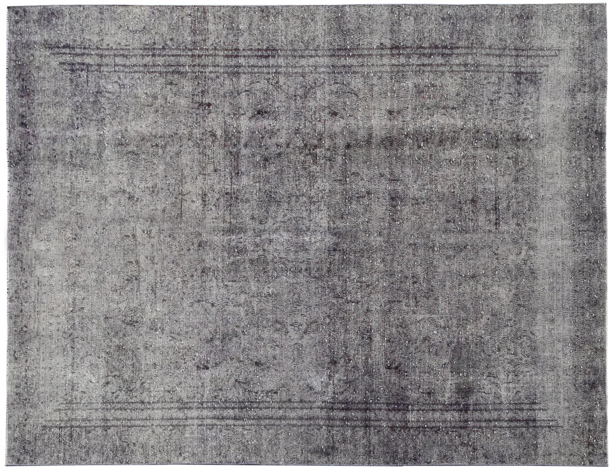 Tappeto Vintage  grigio <br/>369 x 270 cm