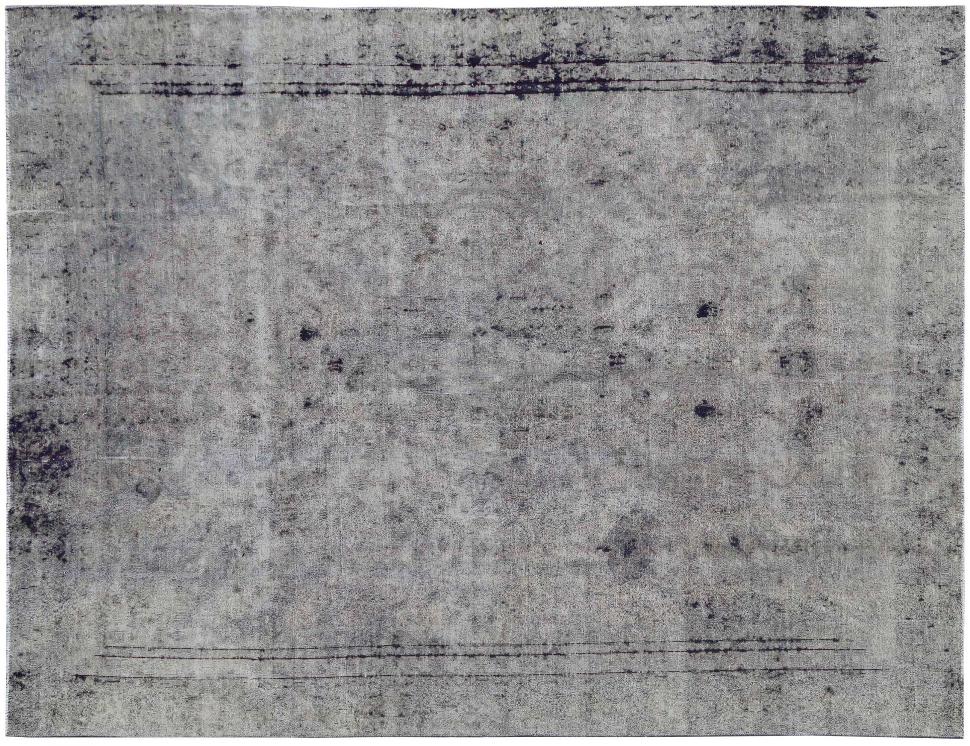 Vintage Teppich  grau <br/>368 x 262 cm