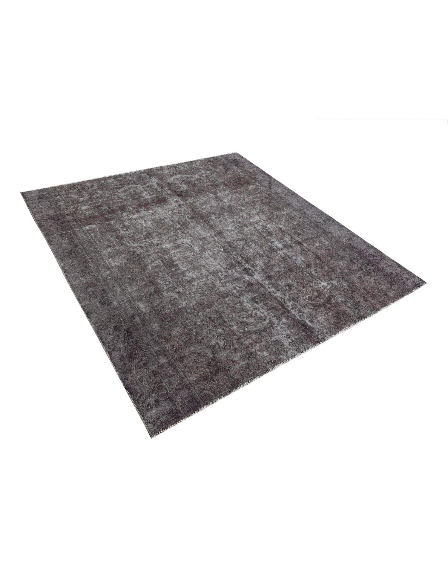 Tappeto Vintage  grigio <br/>278 x 276 cm