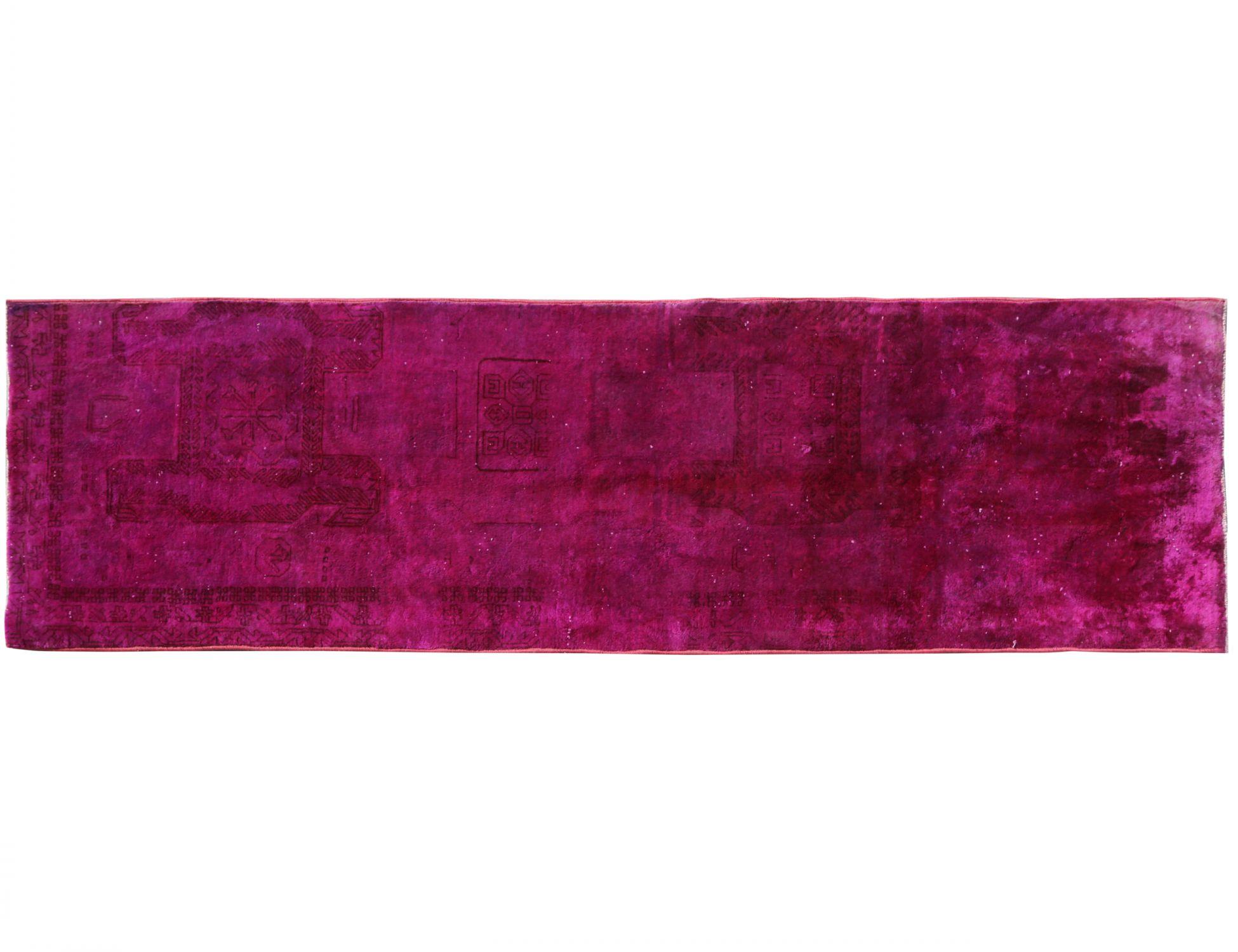Tappeto Vintage  rosso <br/>284 x 86 cm