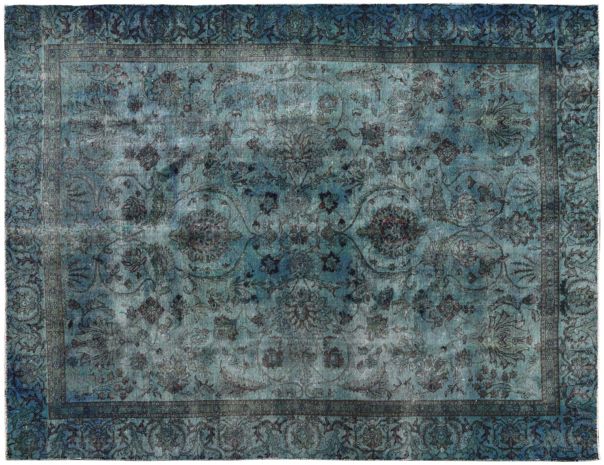 Vintage Tæppe  turkis <br/>360 x 275 cm
