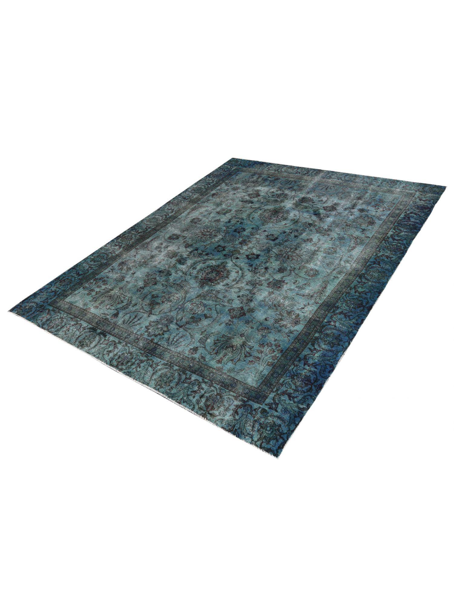Vintage Teppich  türkis <br/>360 x 275 cm