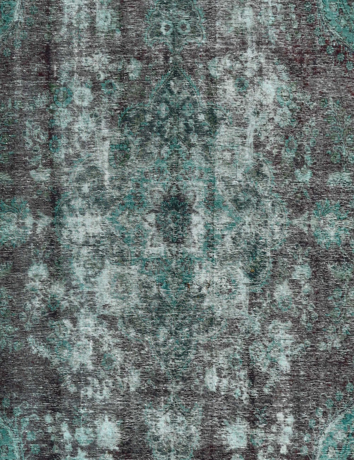 Tappeto Vintage  verde <br/>372 x 261 cm