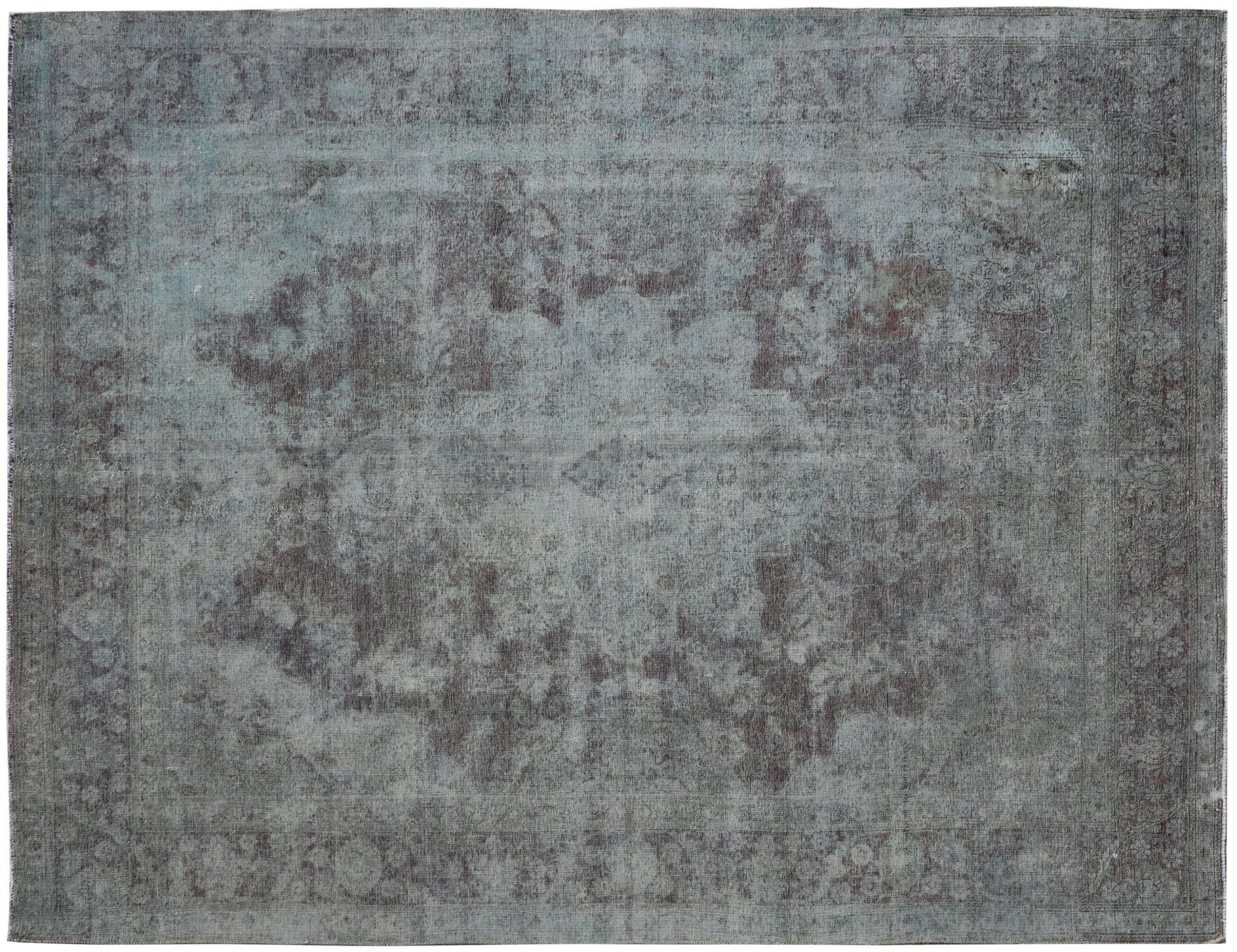 Vintage Teppich  grün <br/>397 x 294 cm