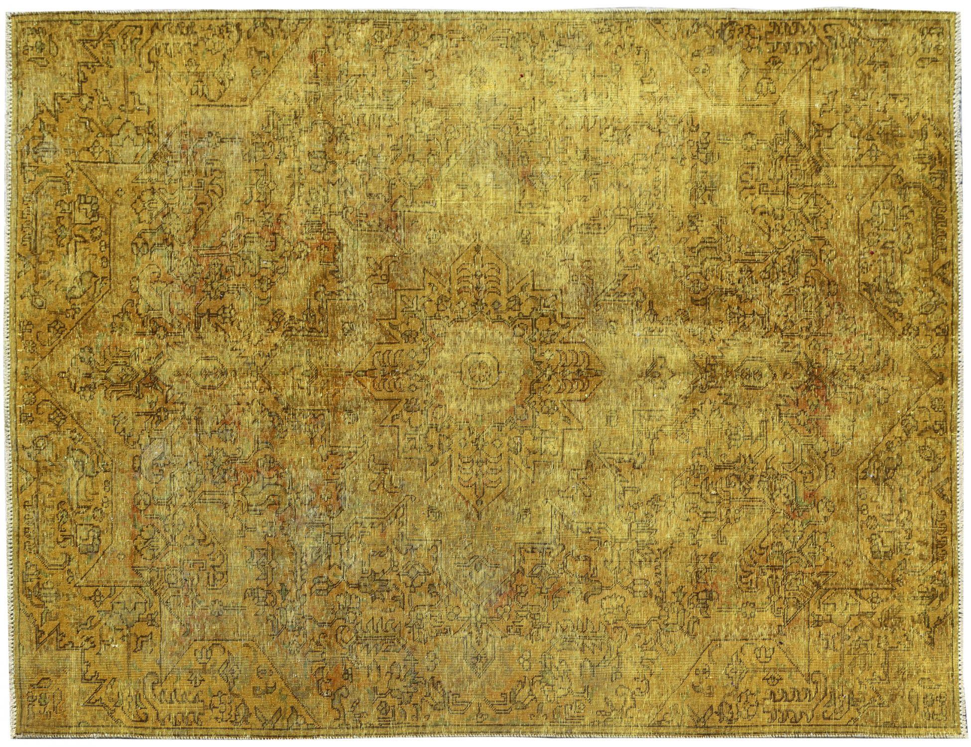 Tappeto Vintage  giallo <br/>295 x 210 cm