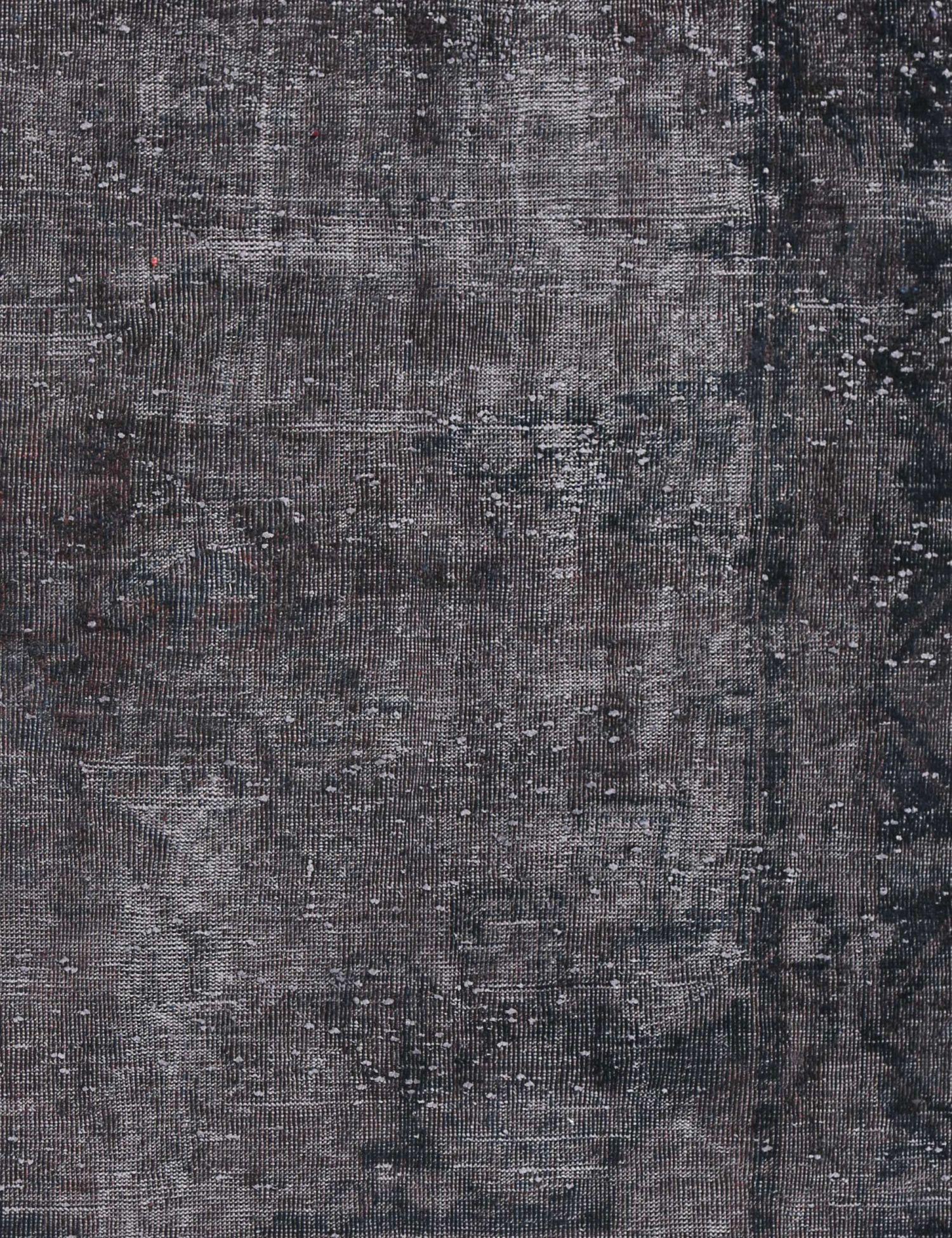 Tappeto Vintage  nero <br/>227 x 179 cm