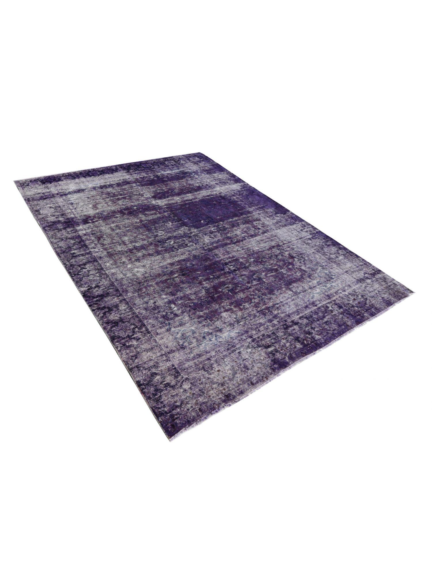 Vintage Teppich  lila <br/>383 x 272 cm