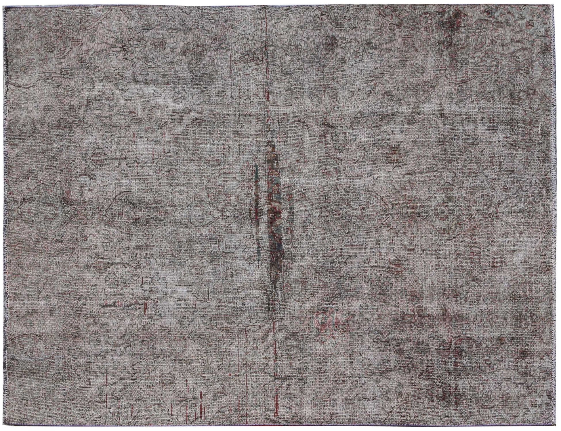 Tappeto Vintage  grigio <br/>242 x 186 cm