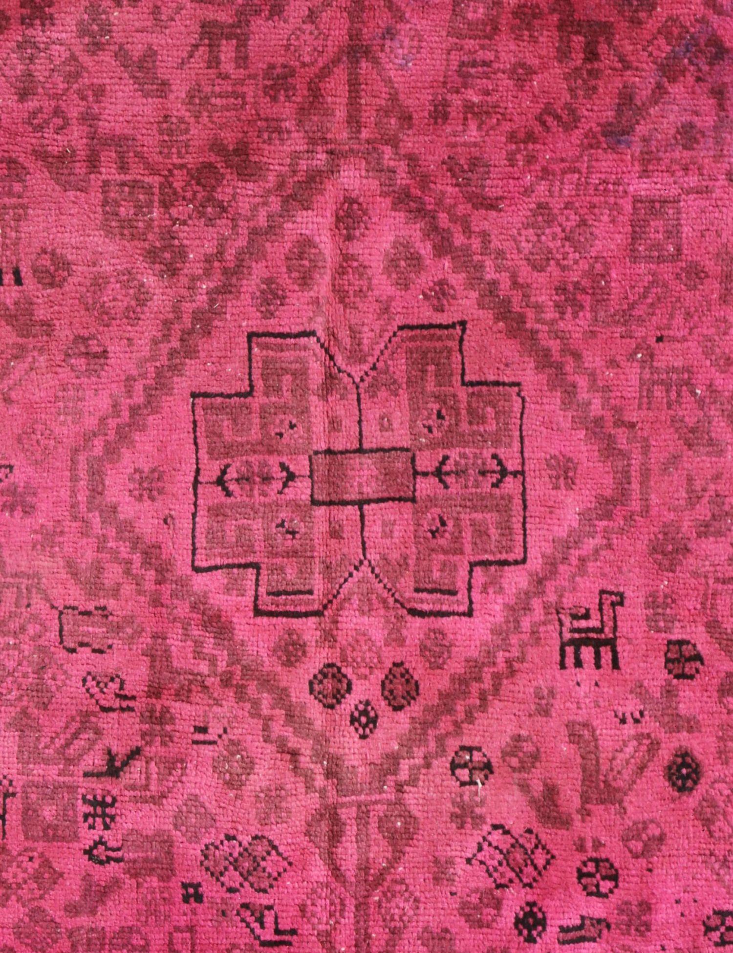 Tappeto Vintage  rosa <br/>171 x 110 cm