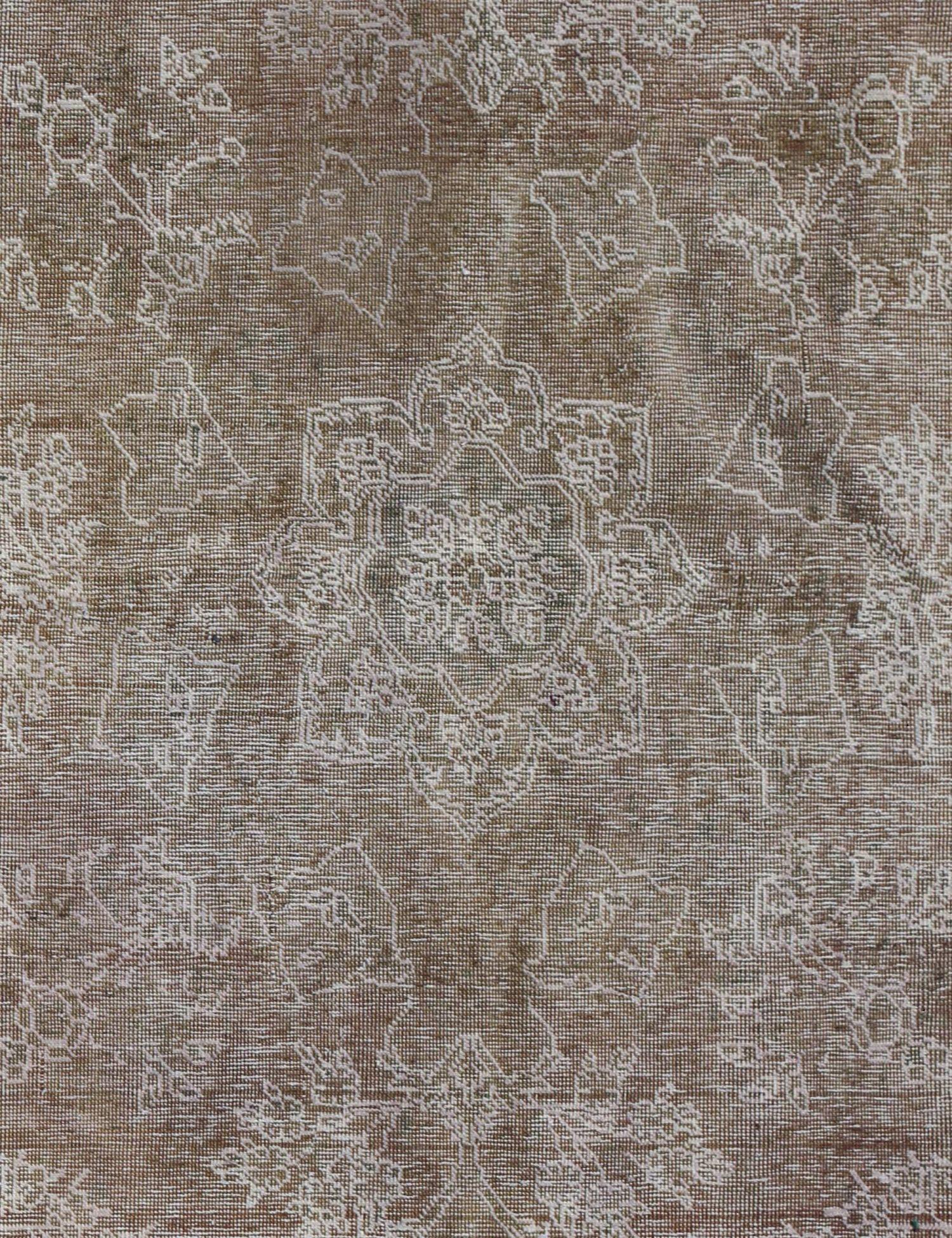 Tappeto Vintage  marrone <br/>225 x 141 cm
