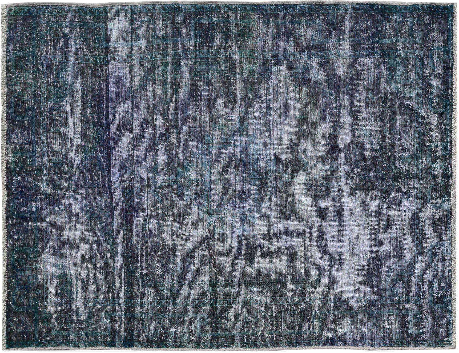 Vintage Teppich  blau <br/>195 x 124 cm